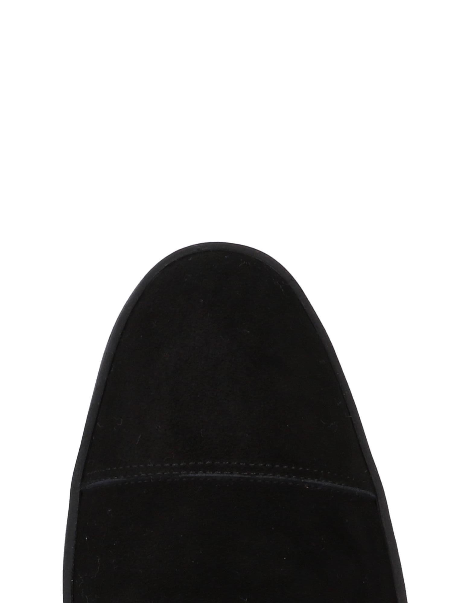 Santoni Loafer in Black for Men