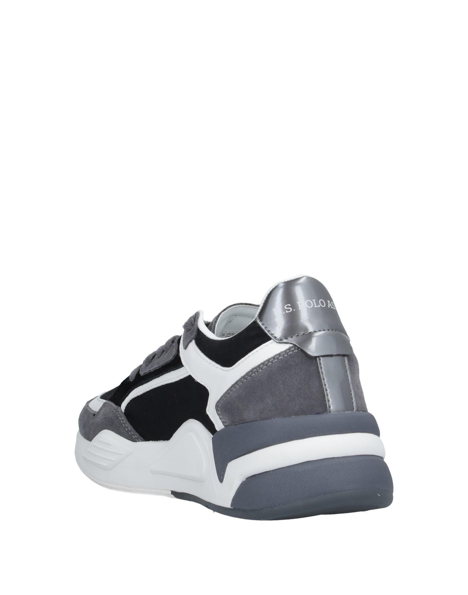 Sneakers & Deportivas U.S. POLO ASSN. de hombre de color Gris