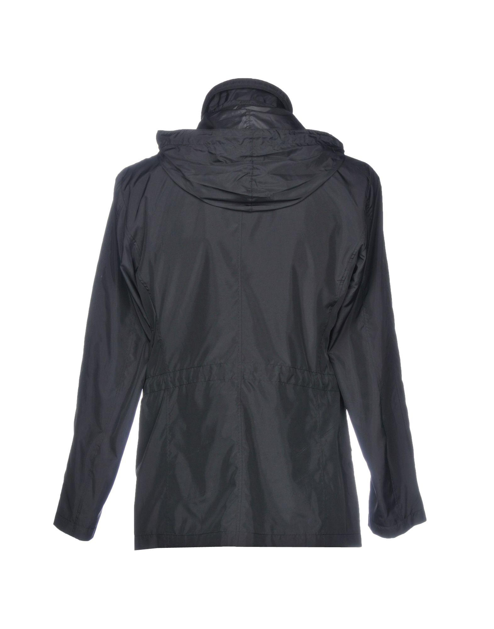 Allegri Synthetic Jackets in Steel Grey (Grey) for Men