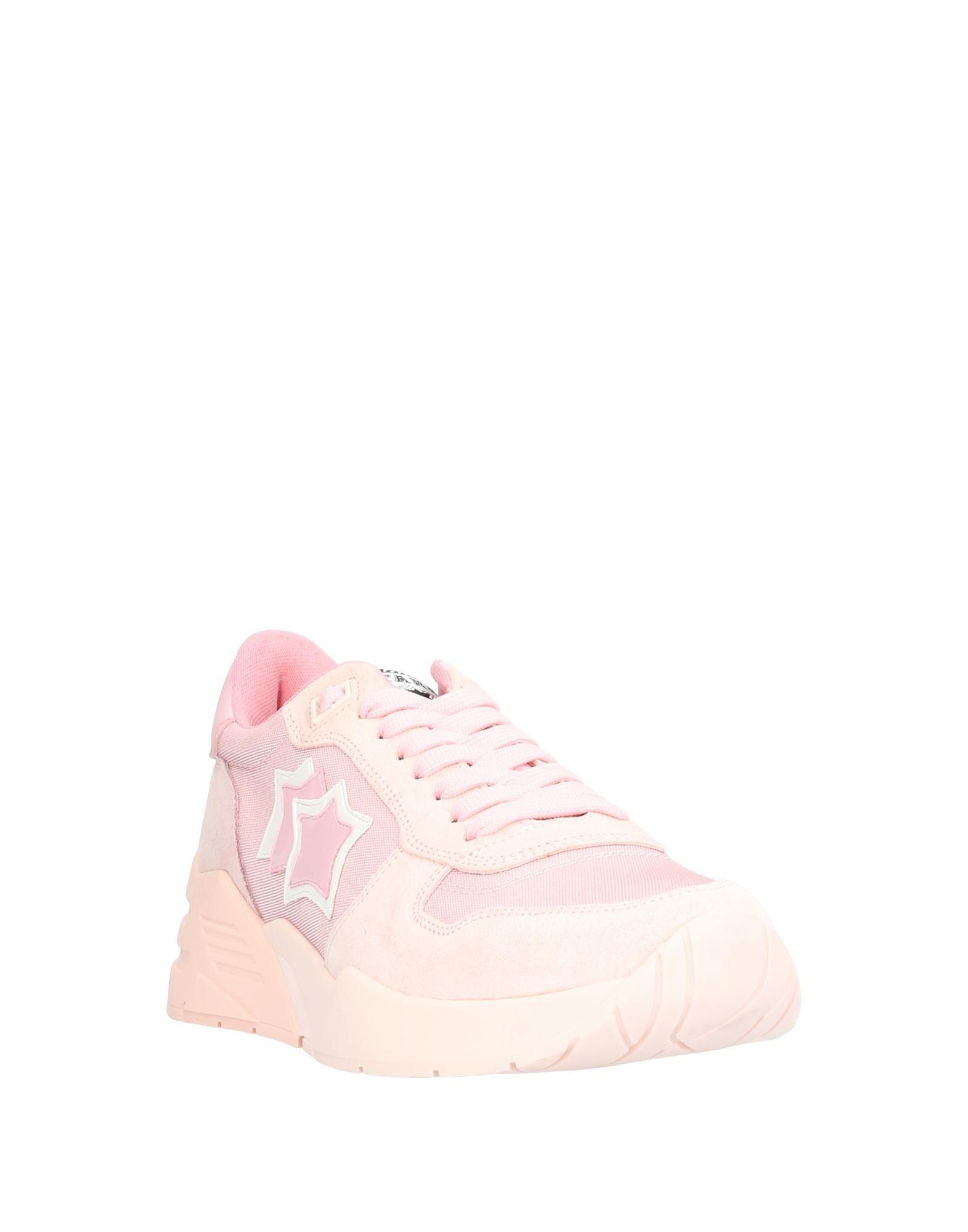 Sneakers & Deportivas Atlantic Stars de color Rosa