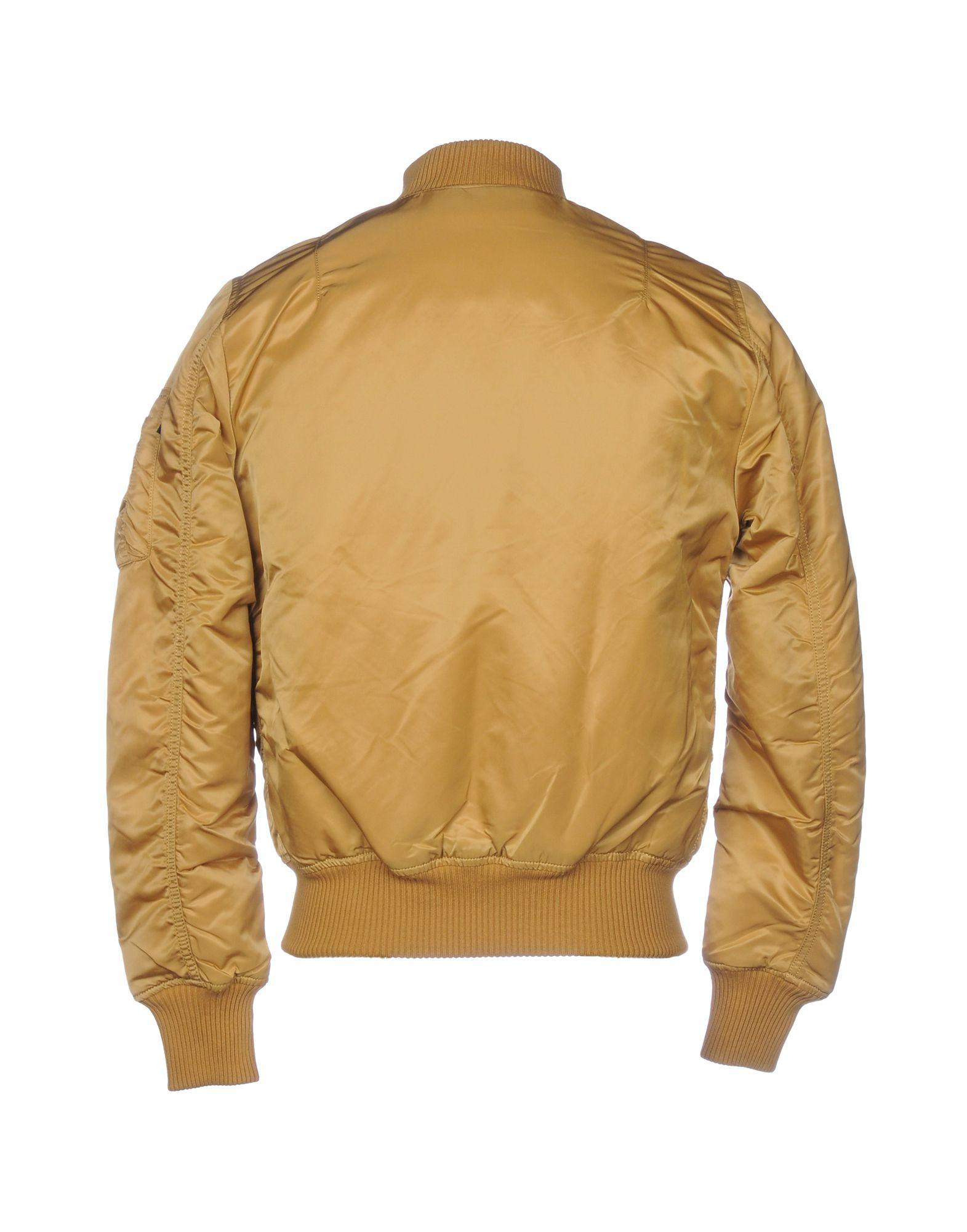 Alpha Industries Synthetic Jacket for Men