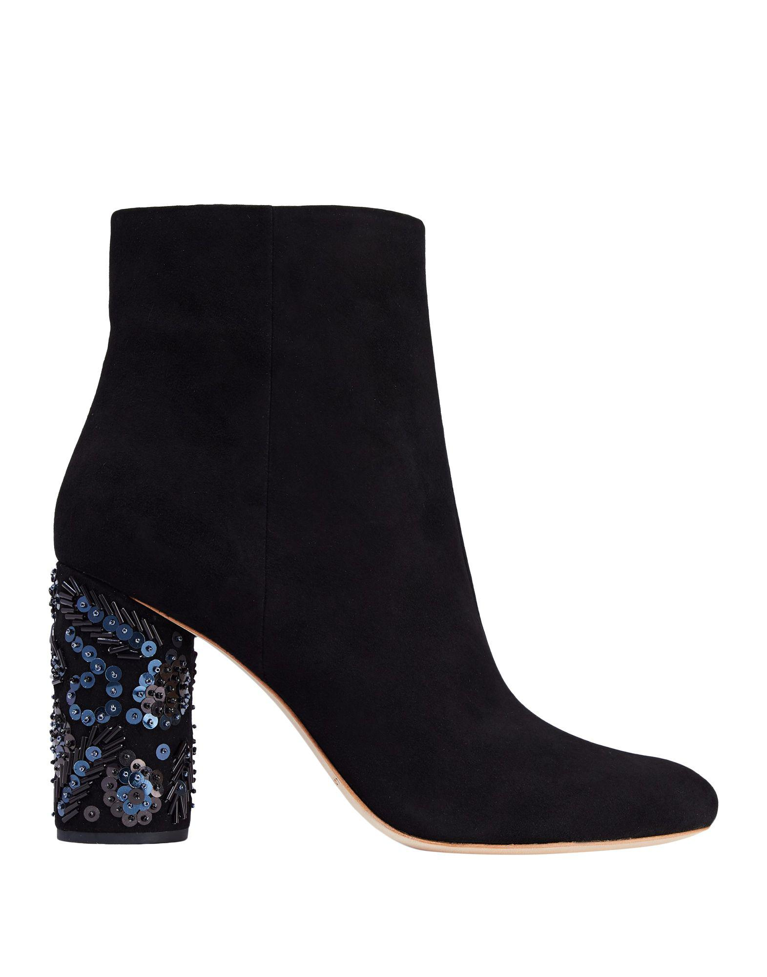 51cdf21bd9a4 Lyst - Loeffler Randall Ankle Boots in Black