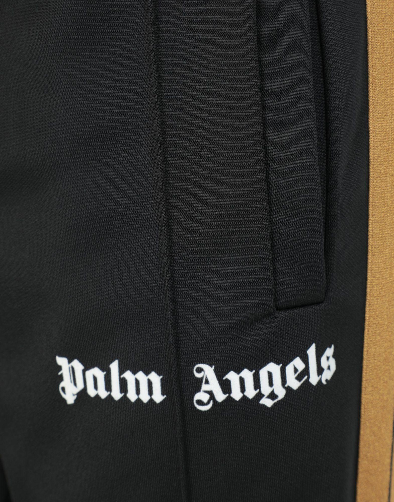 Pantalones Palm Angels de Polar de color Negro