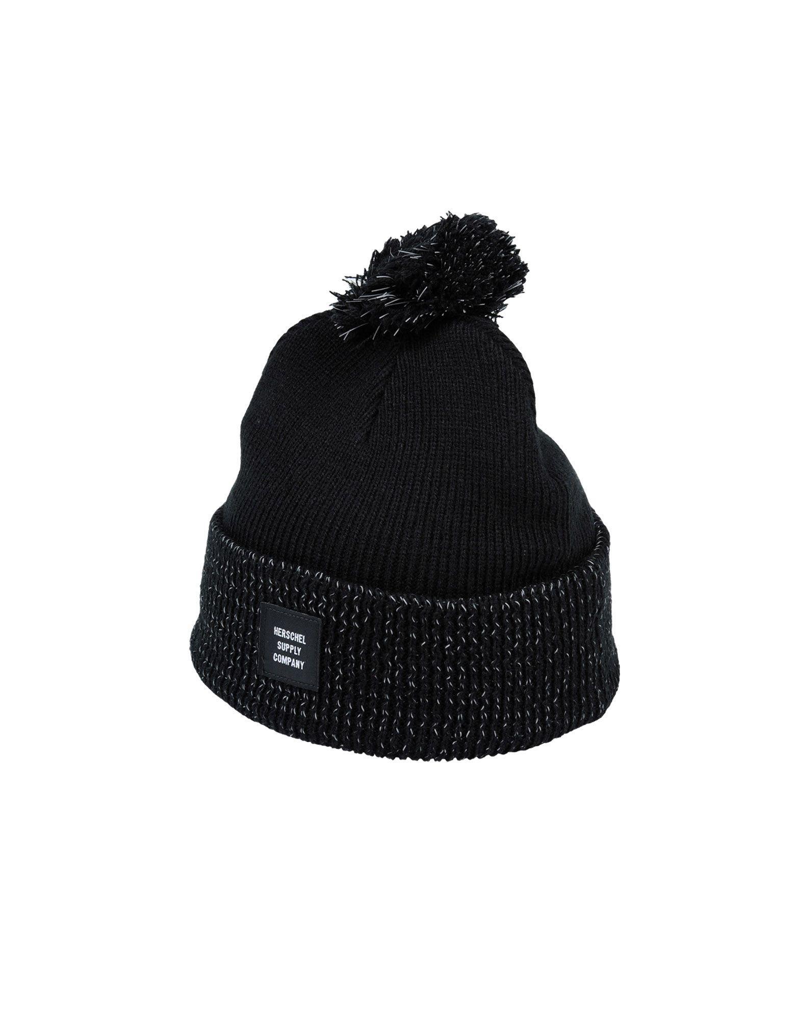14551c65c55 Herschel Supply Co. Hat in Black - Lyst