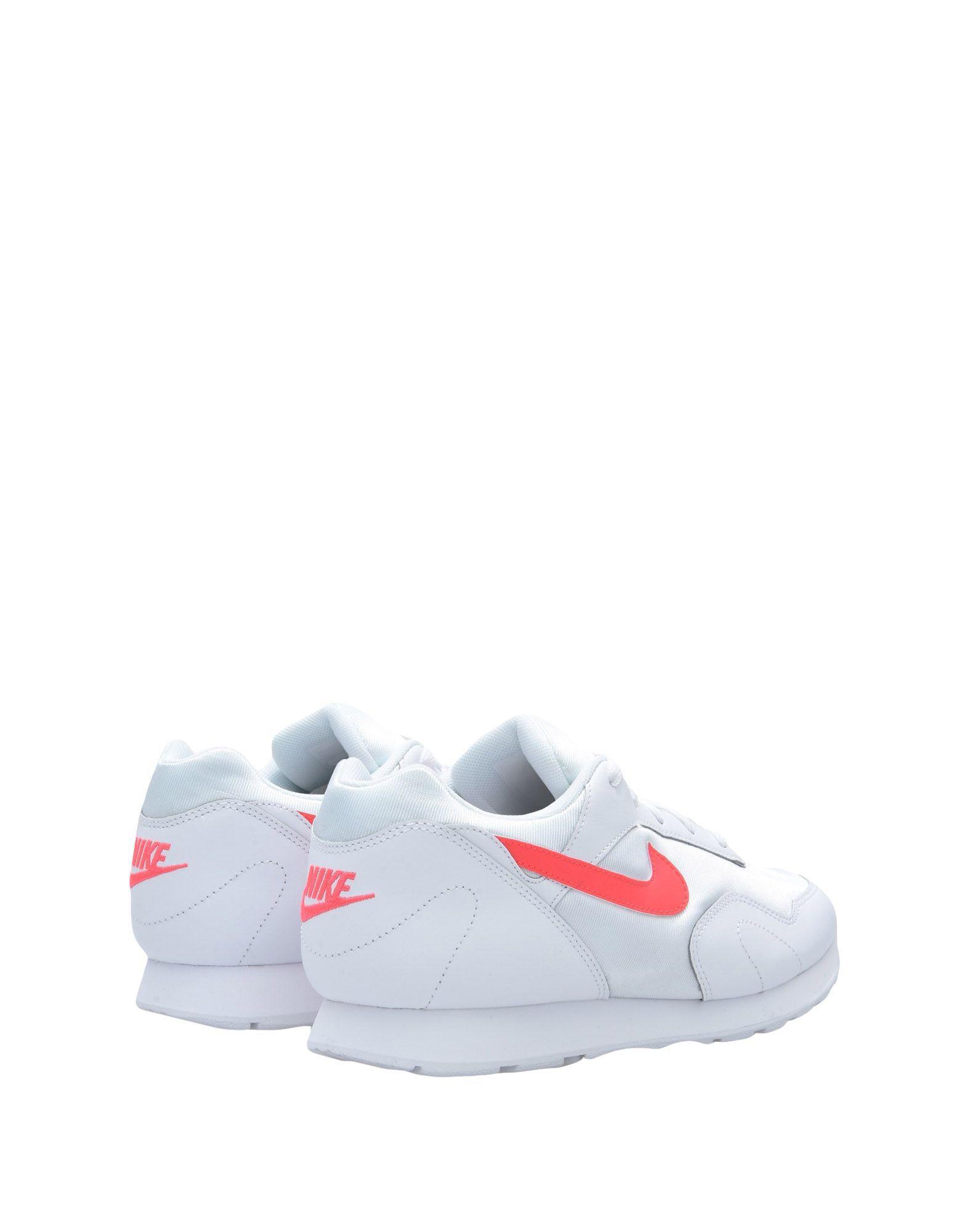 Sneakers & Deportivas Nike de Cuero de color Blanco