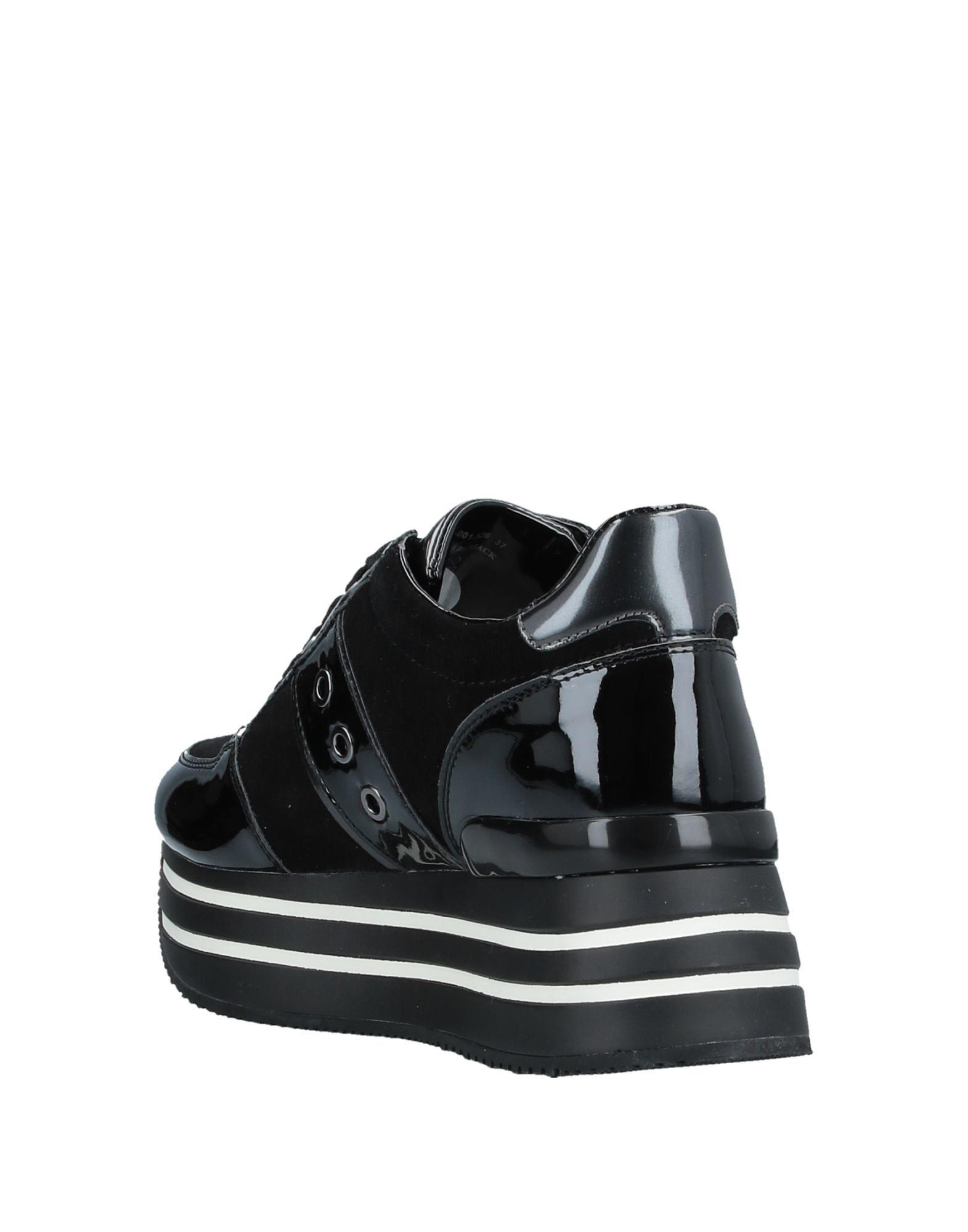 Sneakers & Deportivas Lumberjack de Ante de color Negro