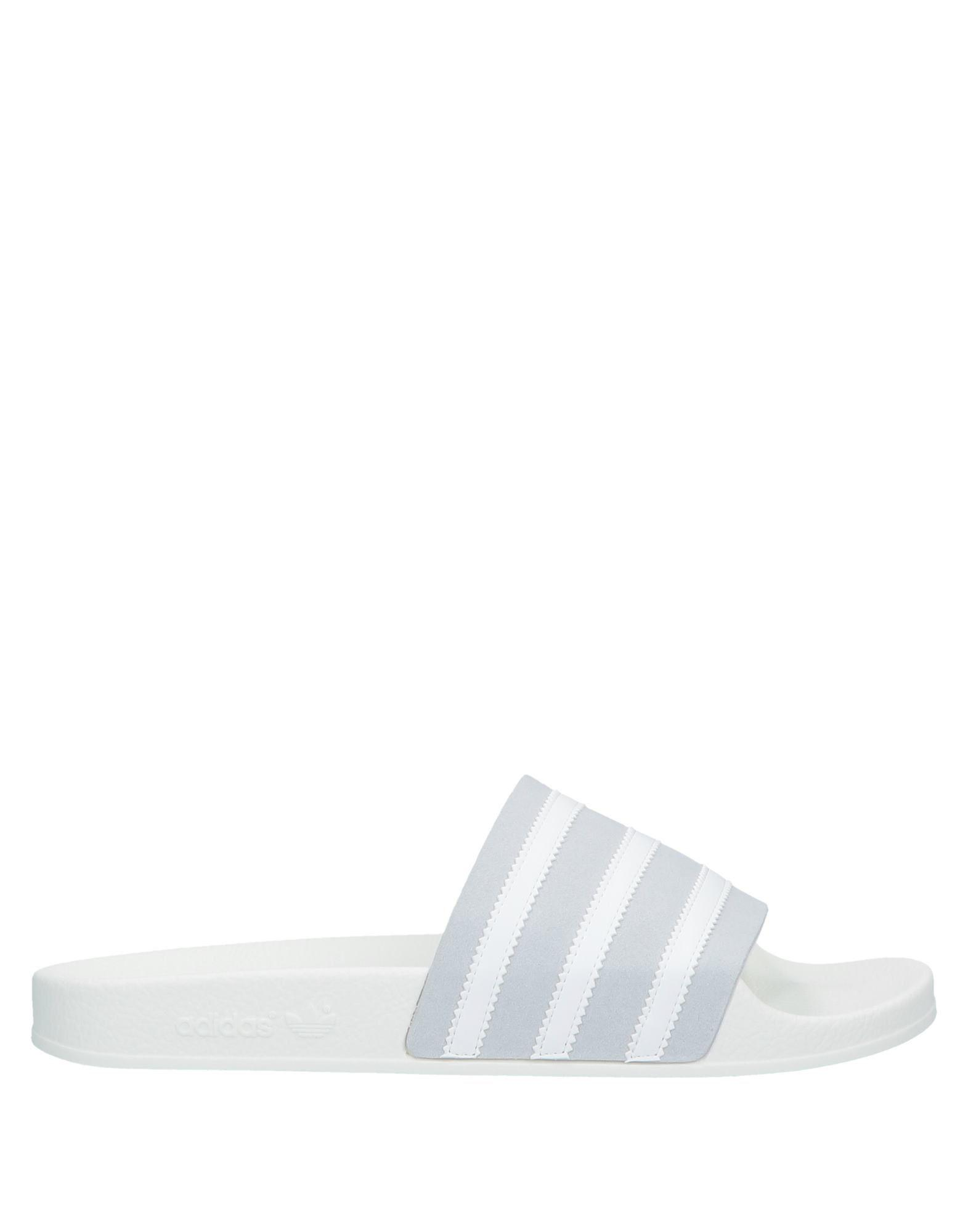 5a50d30aa181 adidas Originals Sandals in White for Men - Lyst