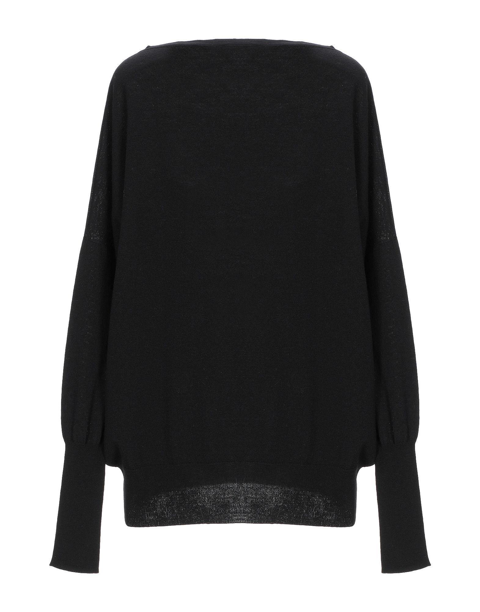 Pullover Laines Slowear en coloris Noir