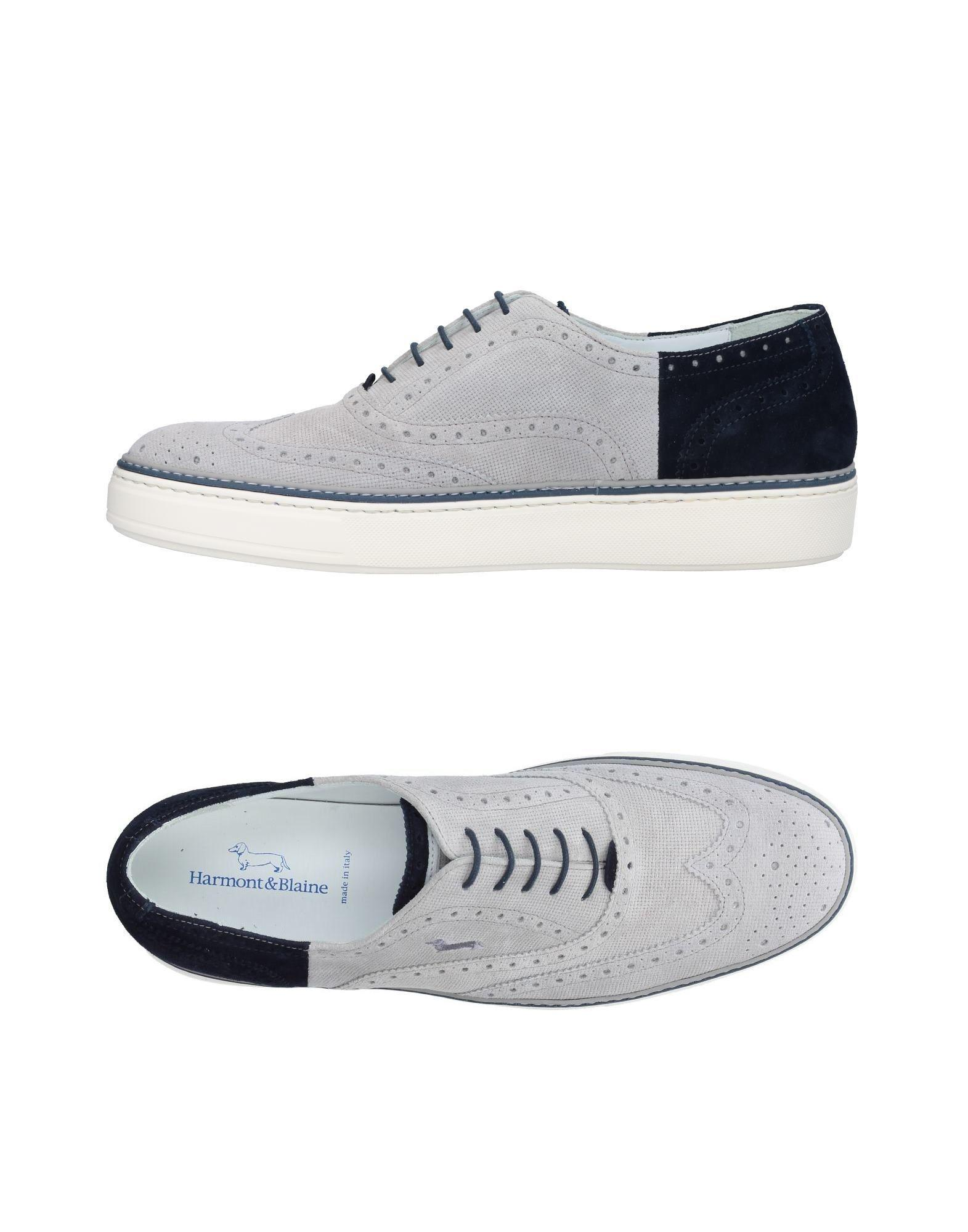 Sneaker, Mens Low Trainers Harmont & Blaine