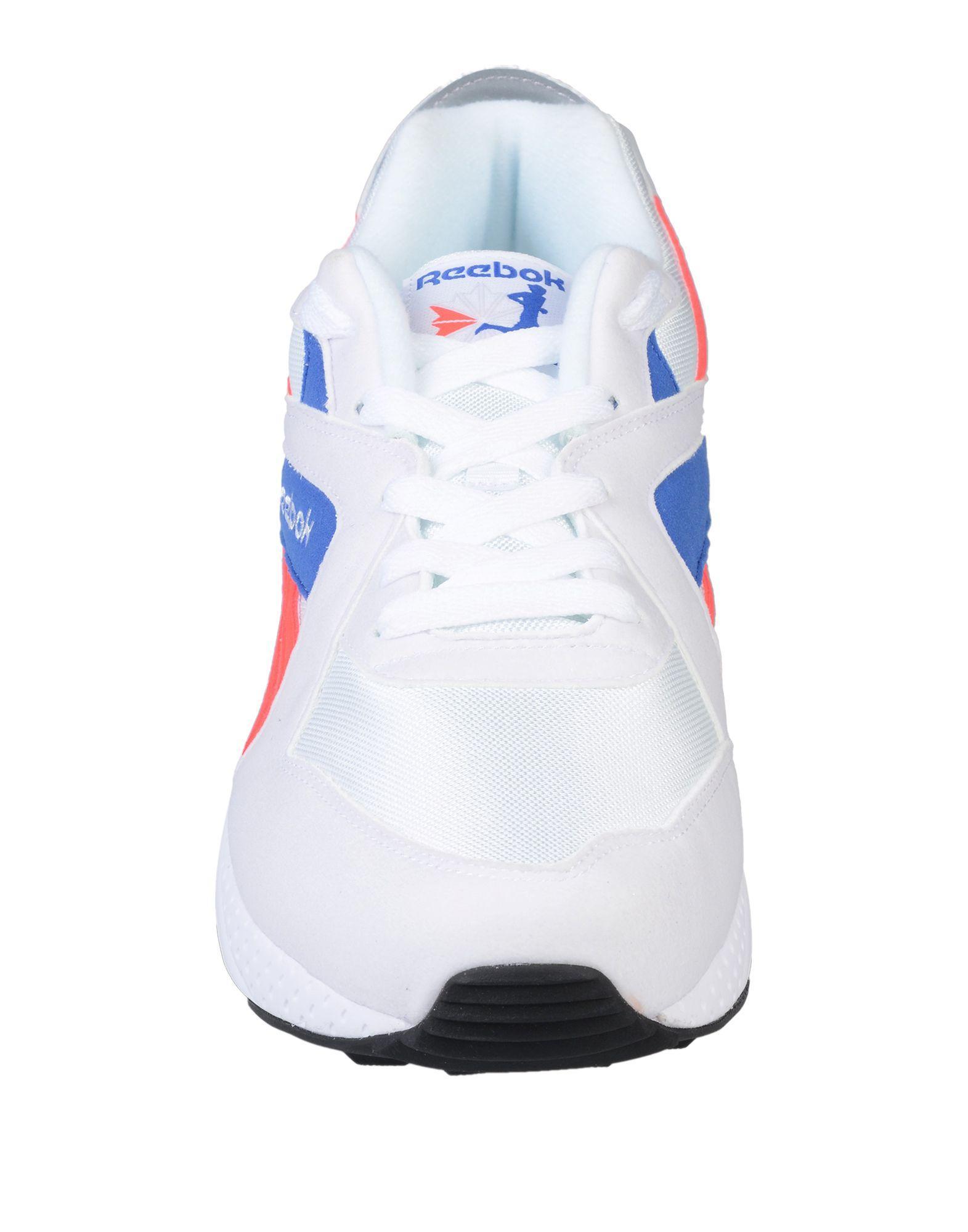 Sneakers & Deportivas Reebok de Tejido sintético de color Blanco para hombre