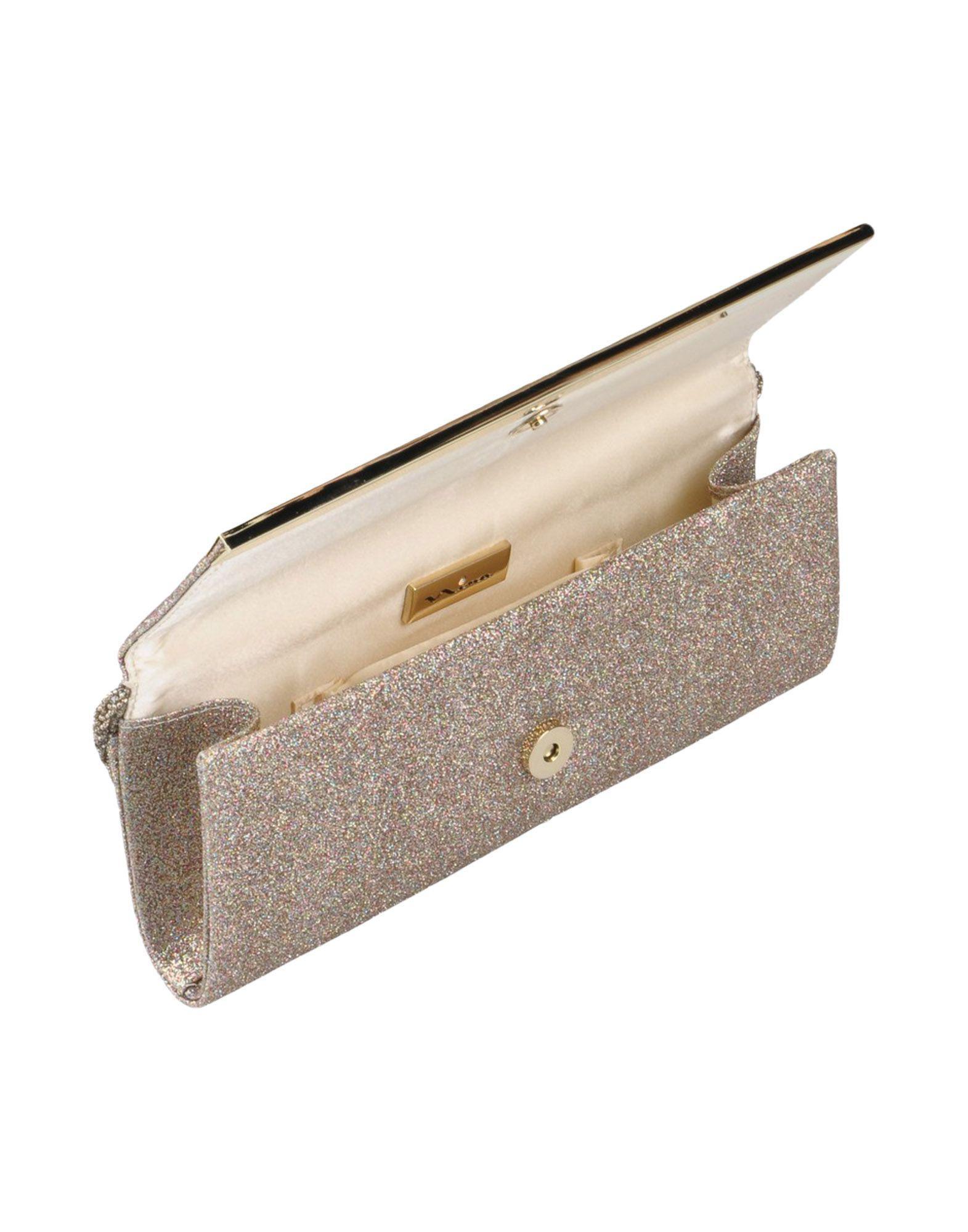 Nina Cross-body Bag in Gold (Metallic)