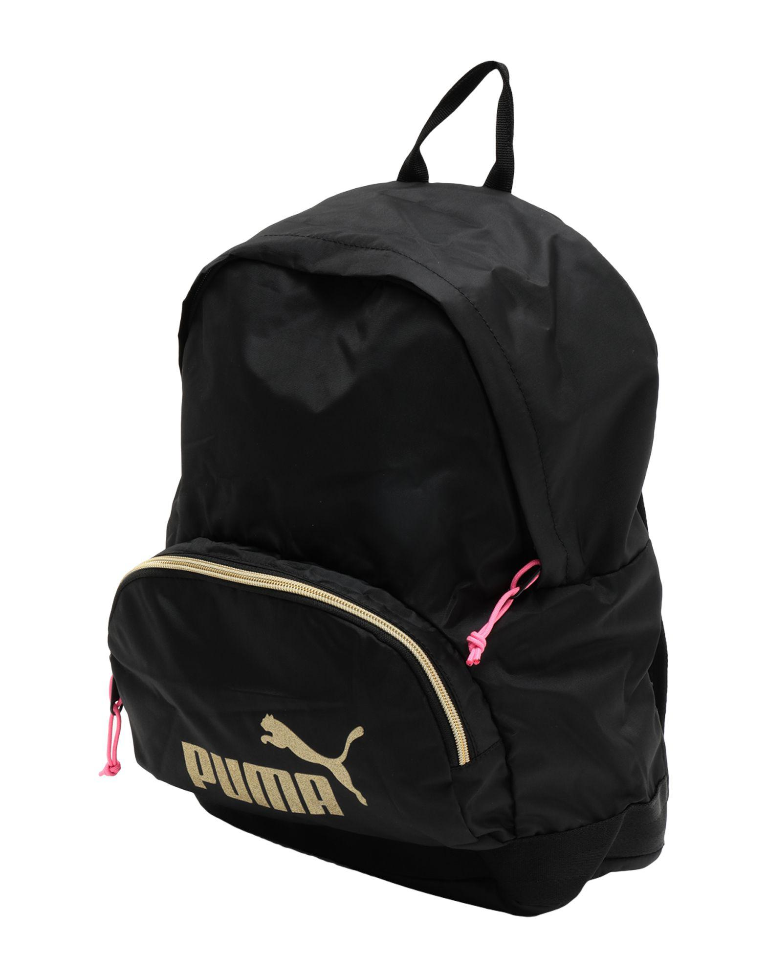 9c6250b1df Puma Backpacks   Bum Bags in Black - Lyst