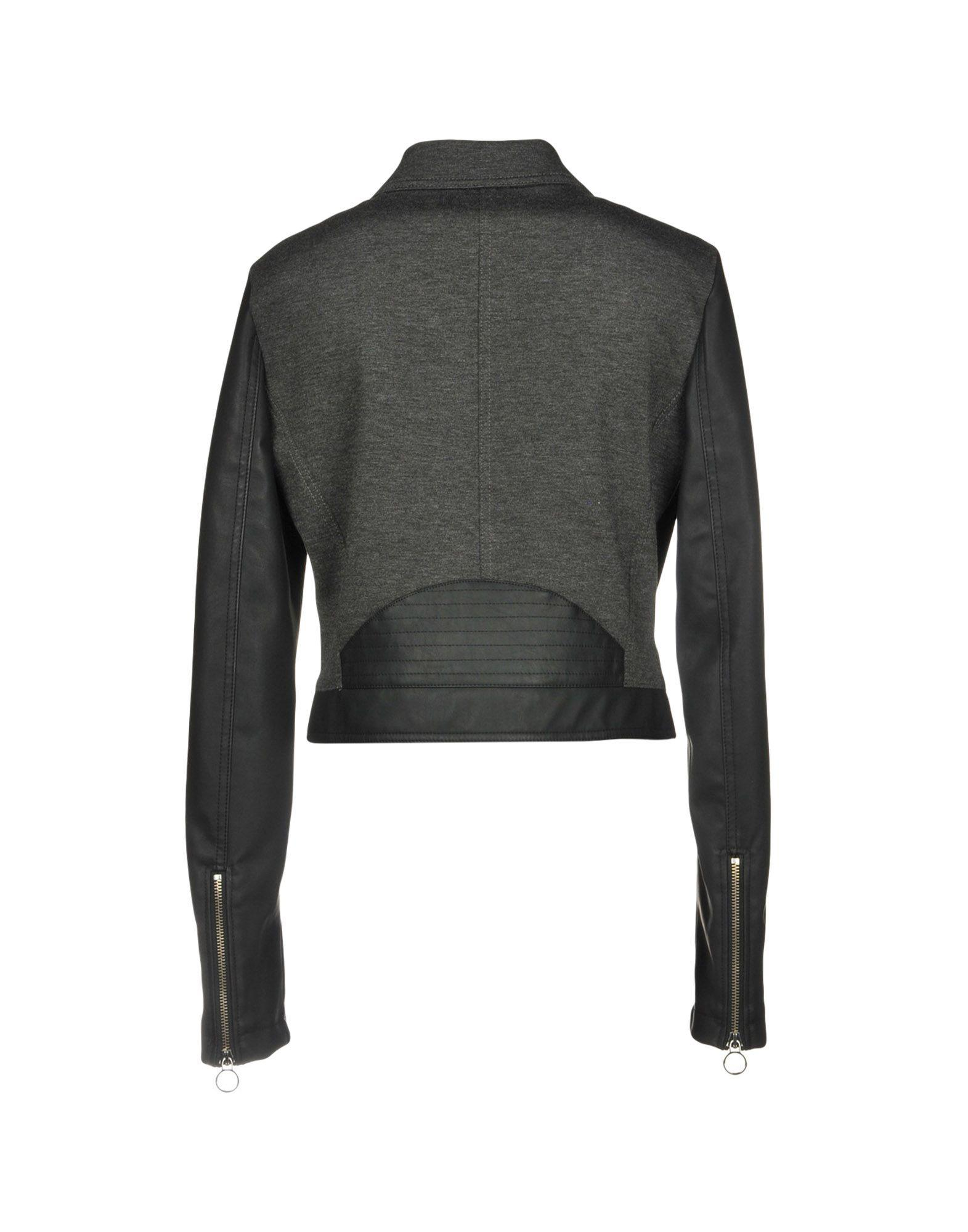 Versace Jeans Couture Jacket in Lead (Grey)