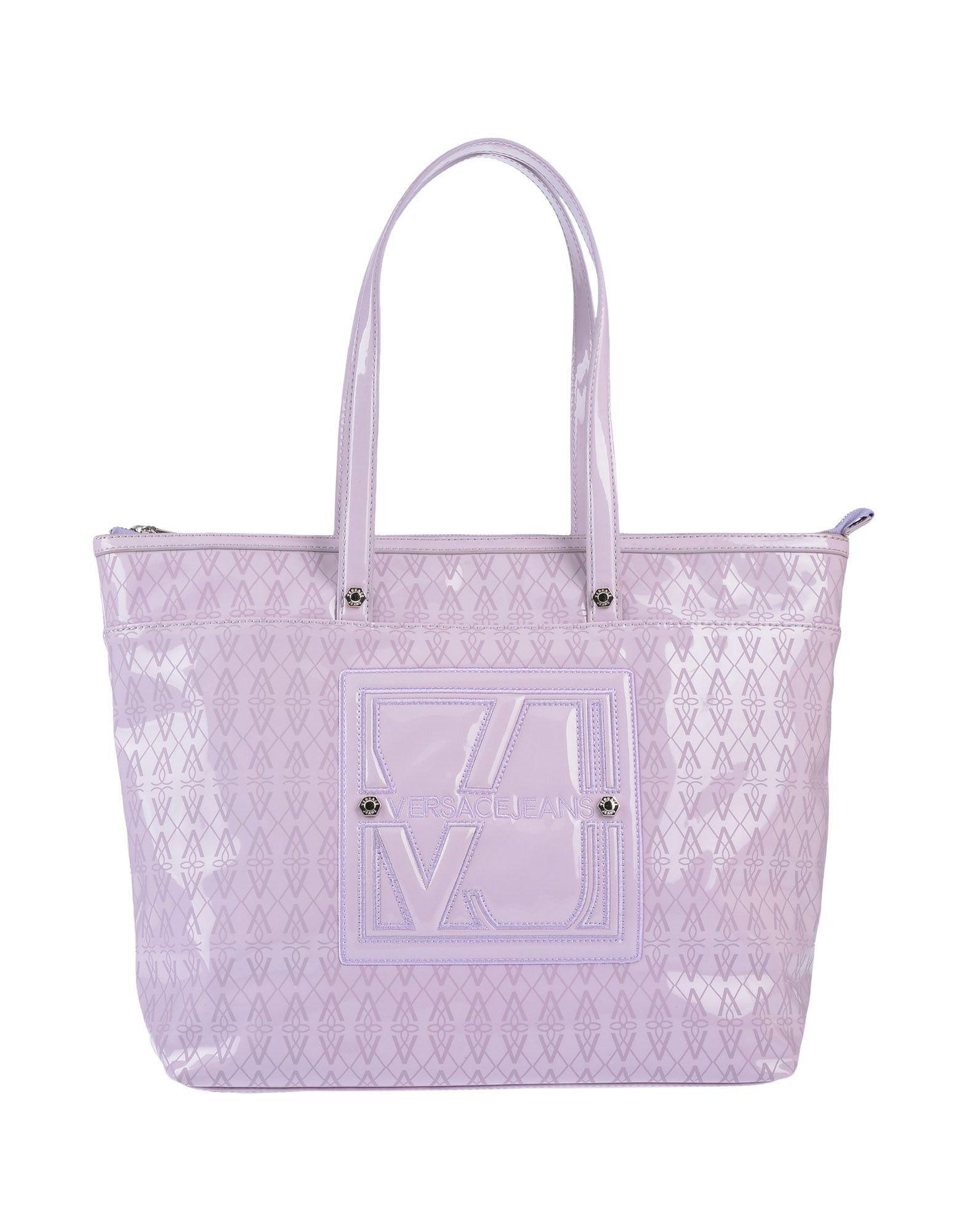 205f1b1d14 Versace Jeans. Sac à main femme de coloris violet