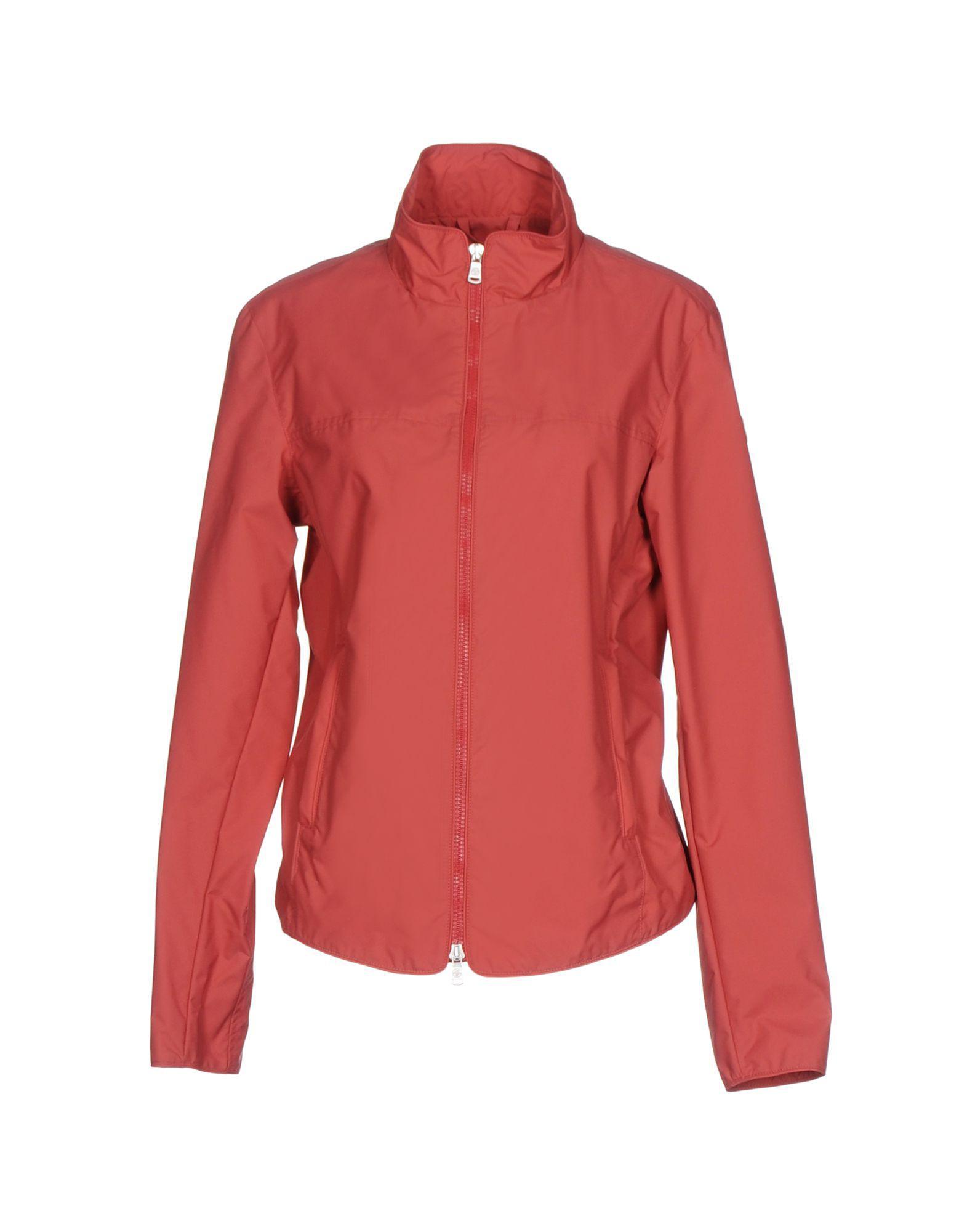 lyst north sails jacket in red. Black Bedroom Furniture Sets. Home Design Ideas