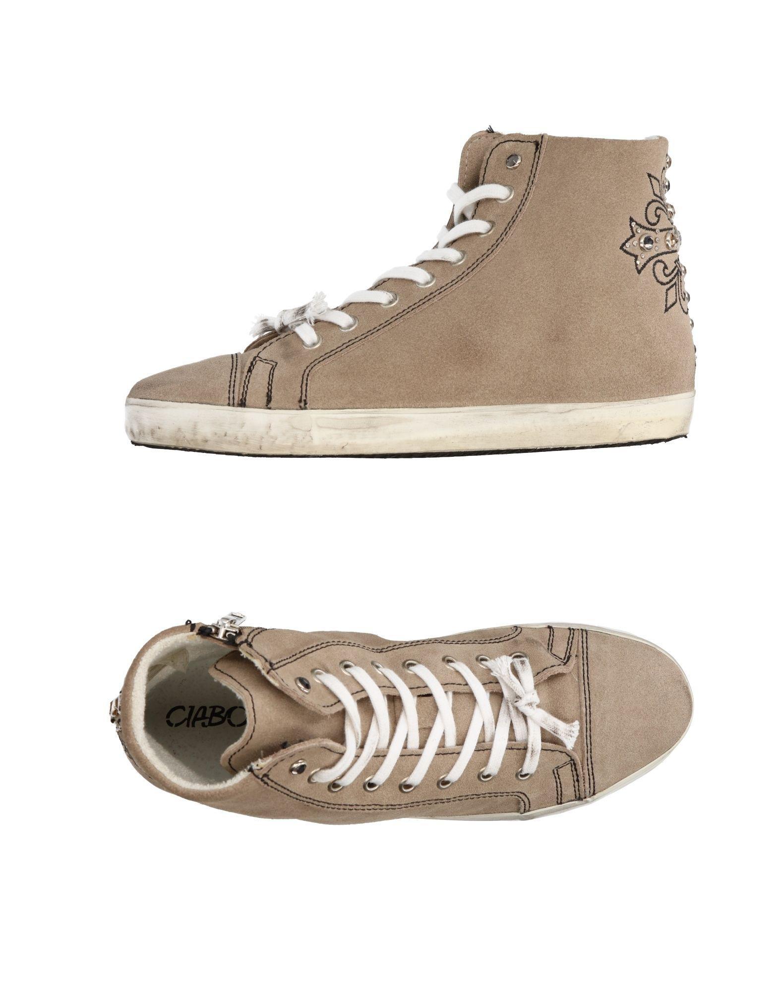 FOOTWEAR - High-tops & sneakers on YOOX.COM Ciaboo DvWUG5
