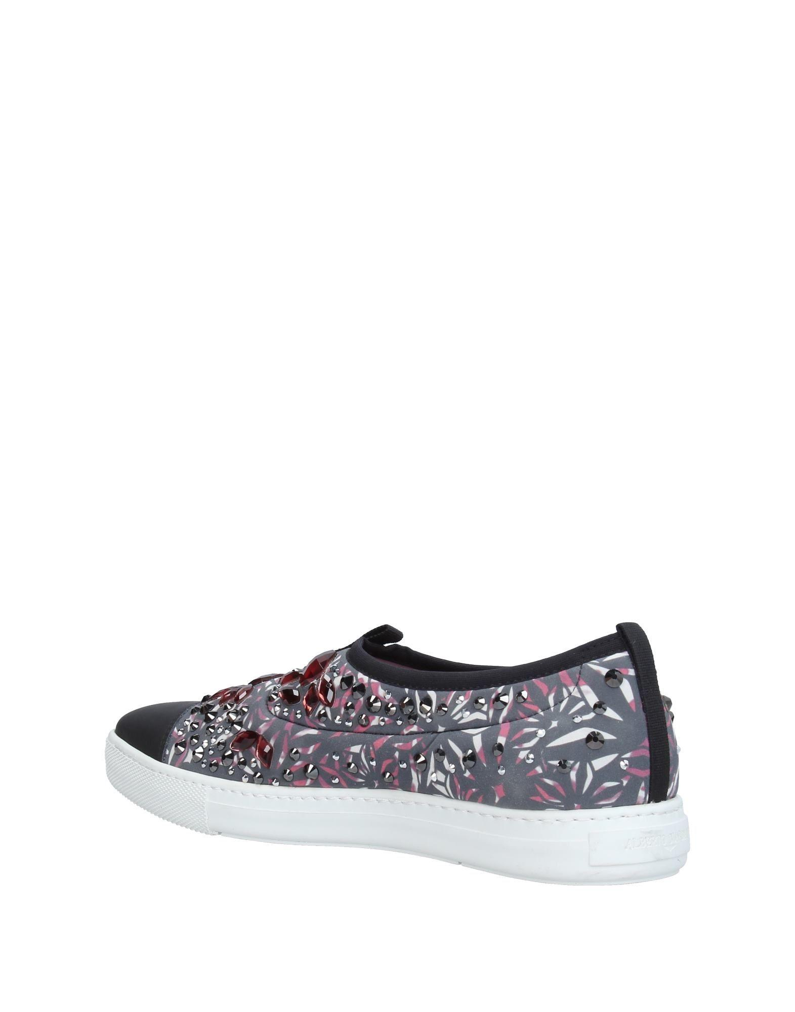 Alberto Guardiani Neoprene Low-tops & Sneakers in Grey (Grey)