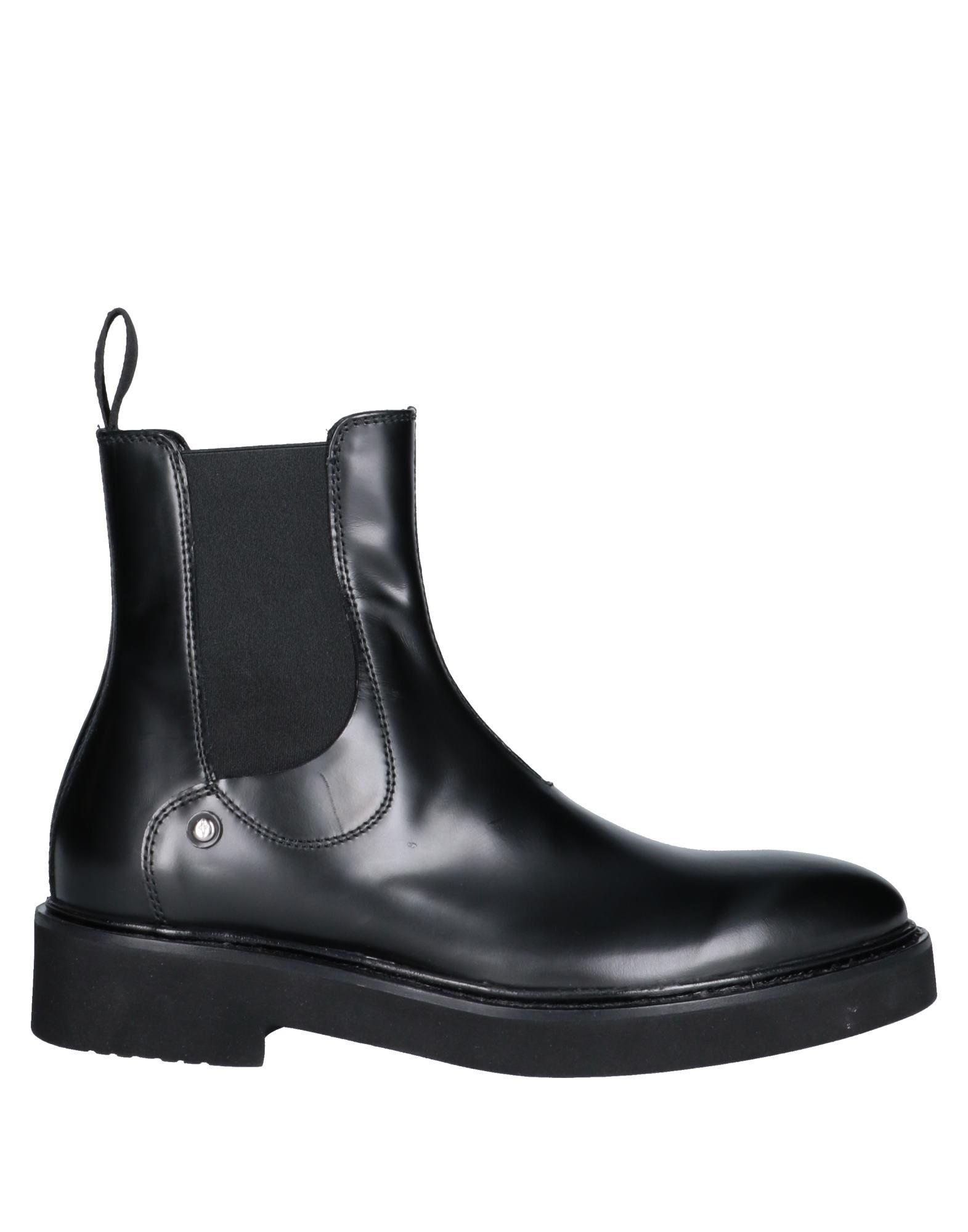 08835eb8c3221 Lyst - Paciotti 308 Madison Nyc Ankle Boots in Black for Men