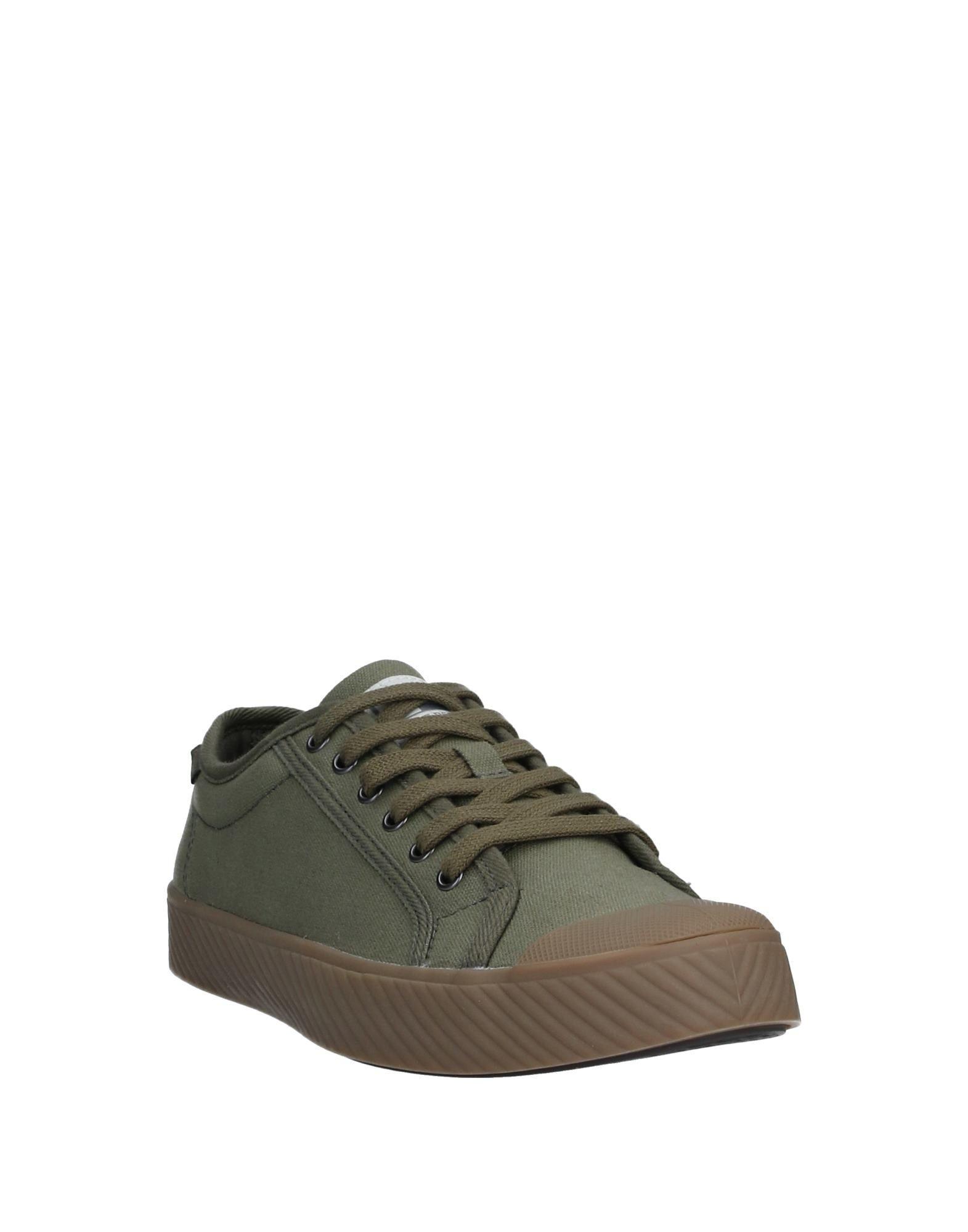 Sneakers & Deportivas Palladium de hombre de color Verde