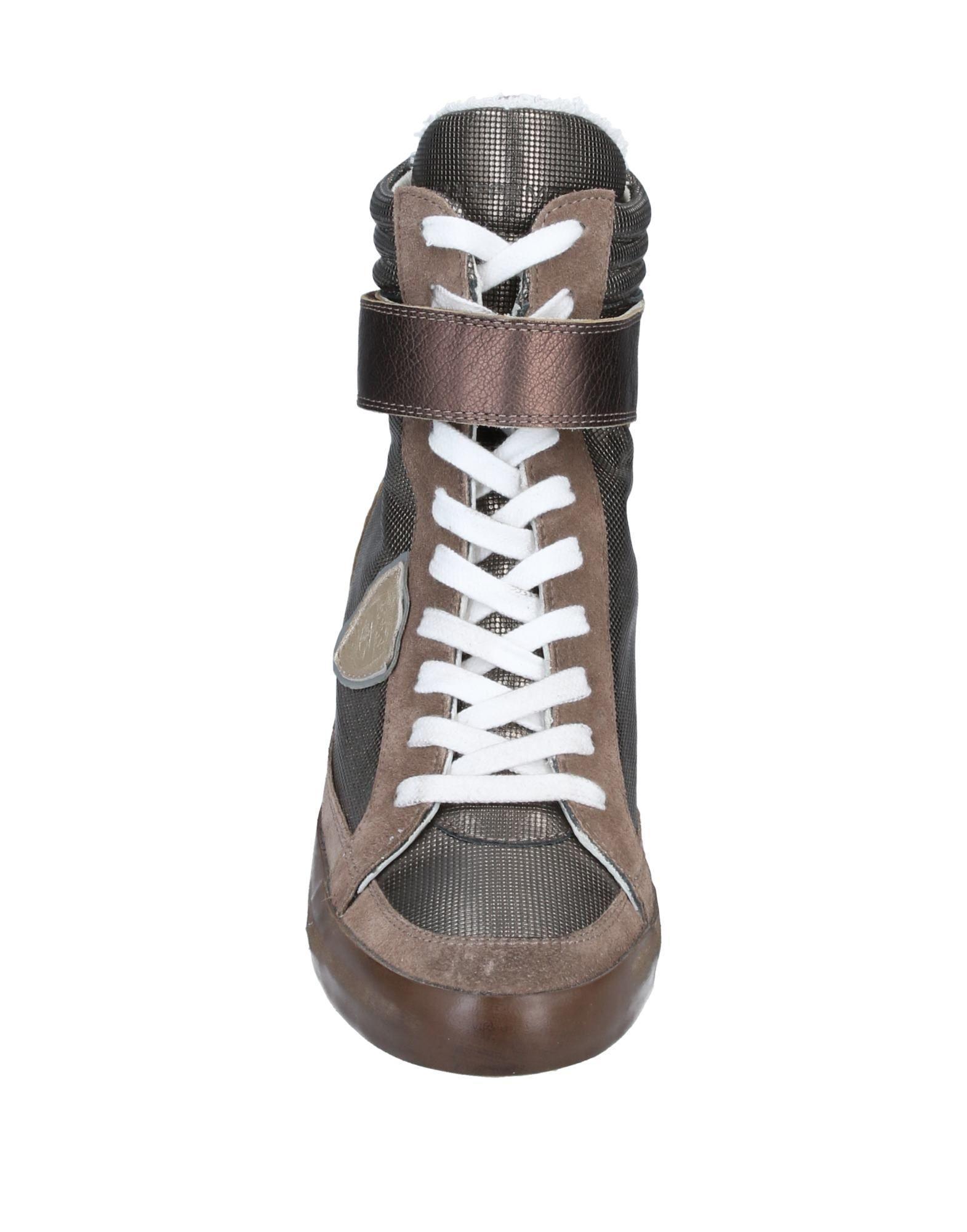 Sneakers abotinadas Philippe Model