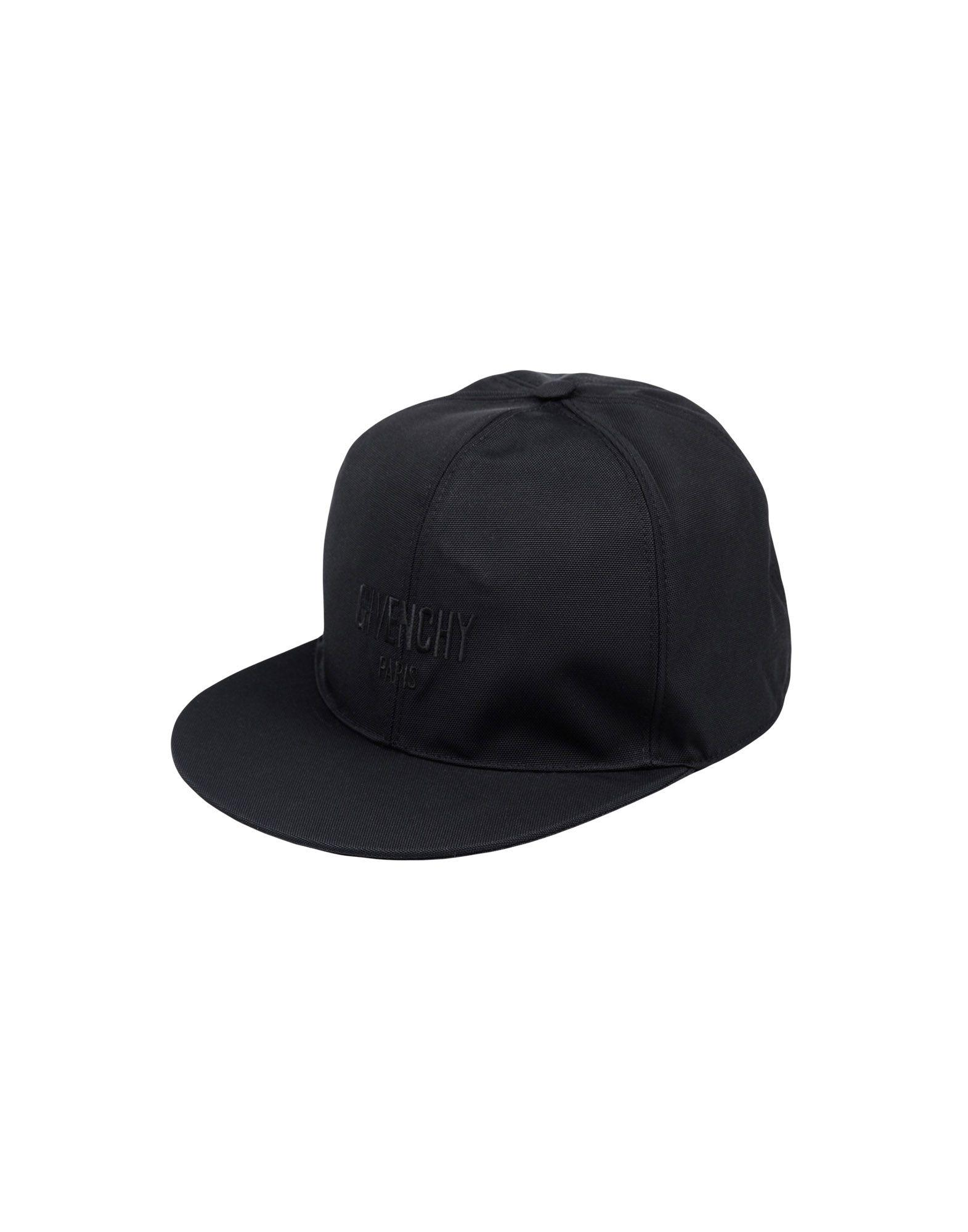 Lyst - Givenchy Hat in Black for Men 56e6534a774