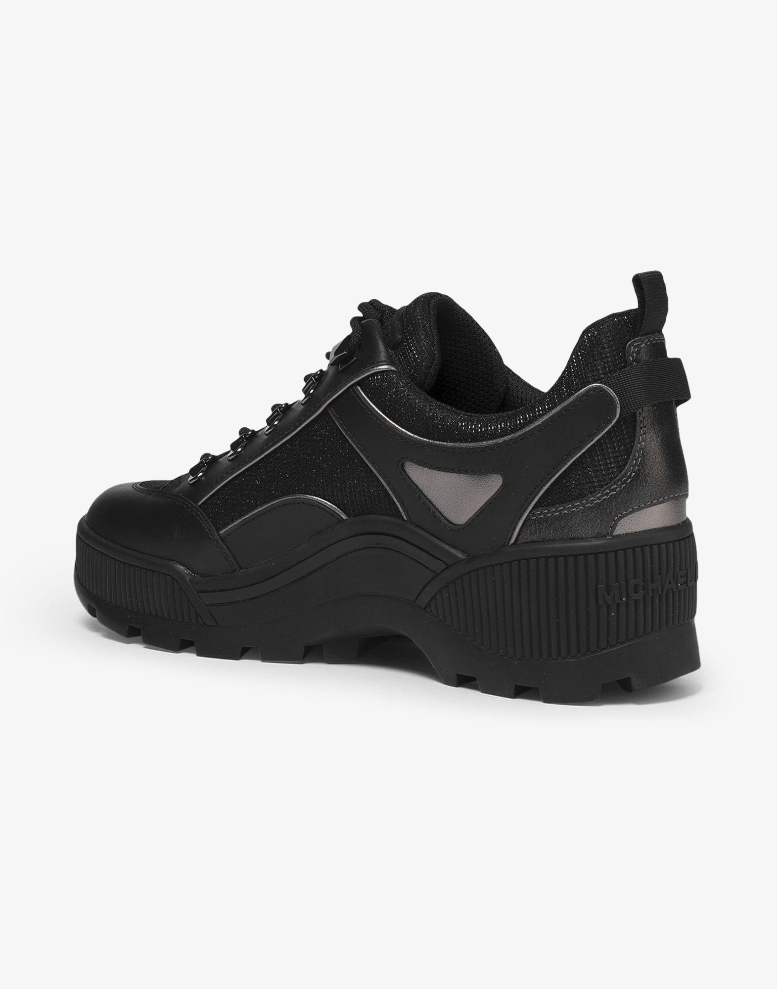 Sneakers & Tennis basses Cuir MICHAEL Michael Kors en coloris Noir iG61