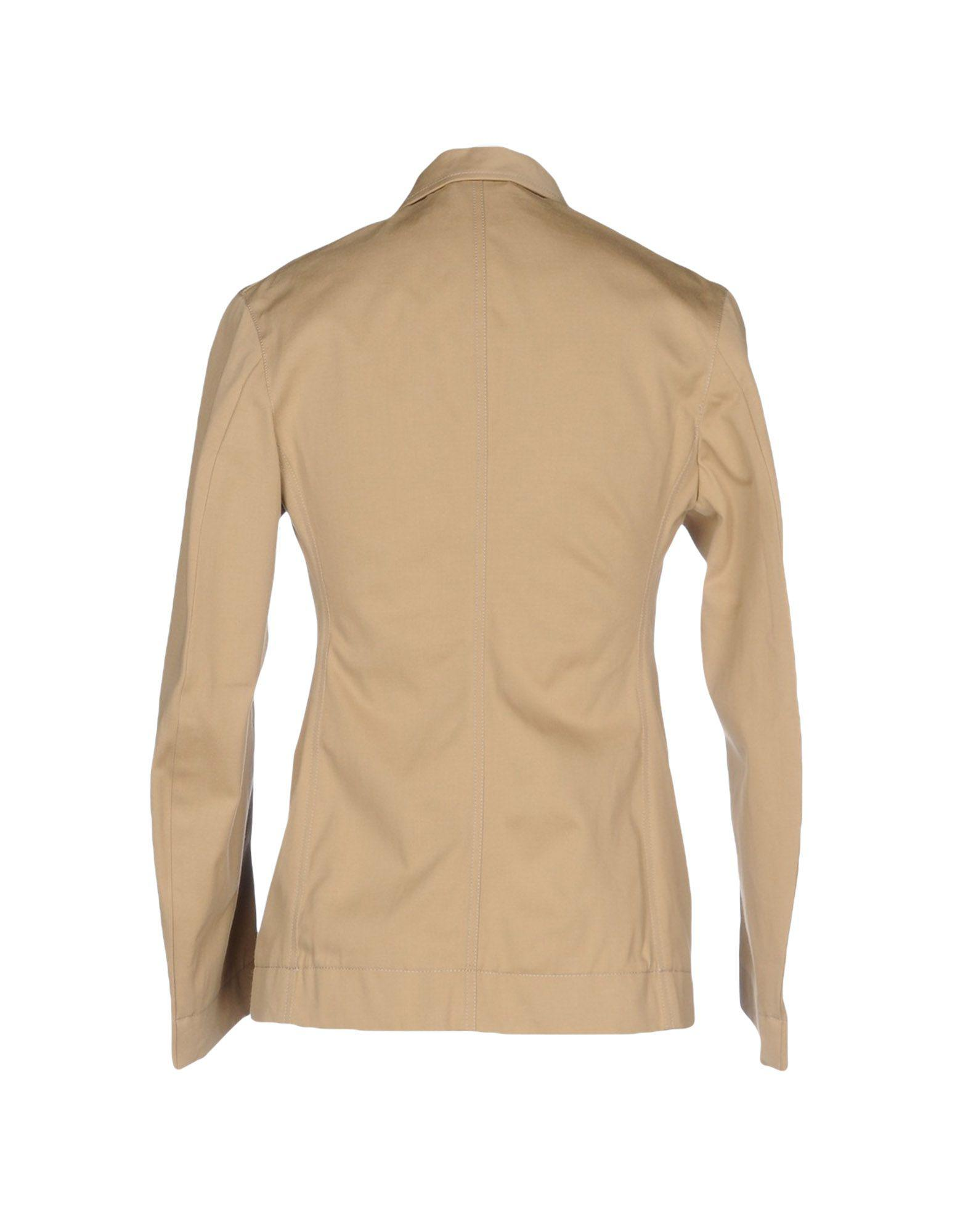 E. Tautz Cotton Jacket in Beige (Natural) for Men
