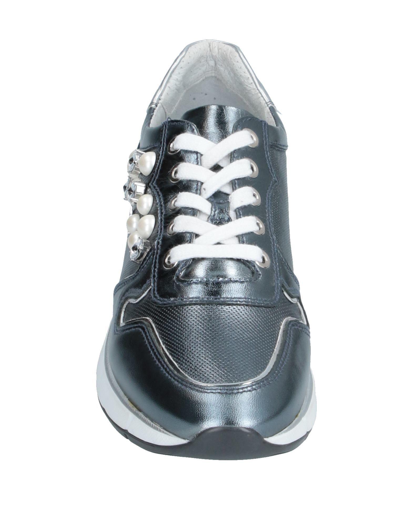 Sneakers & Deportivas Nero Giardini de color Azul