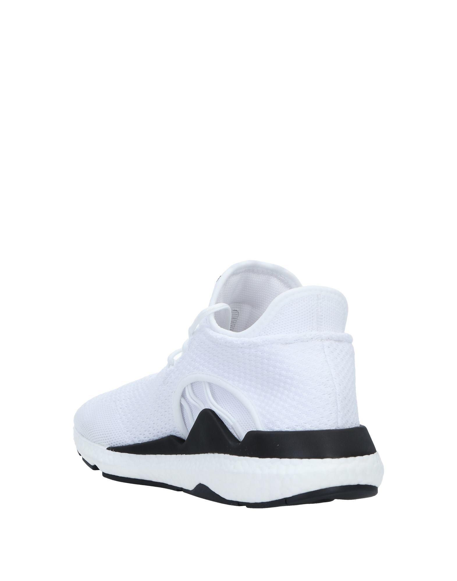 Sneakers & Deportivas Y-3 de Cuero de color Blanco para hombre