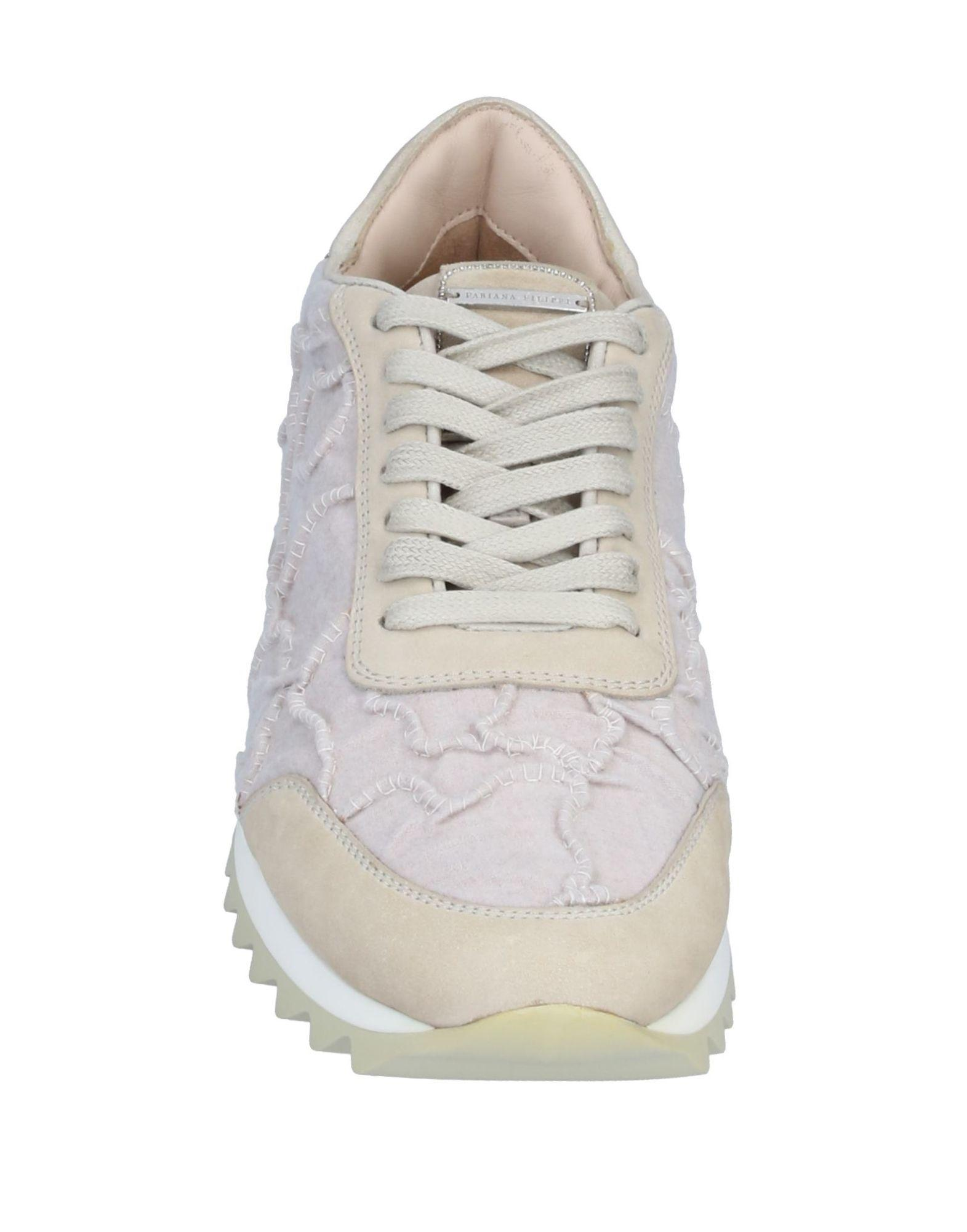 Sneakers & Tennis basses Fabiana Filippi en coloris Neutre XI61