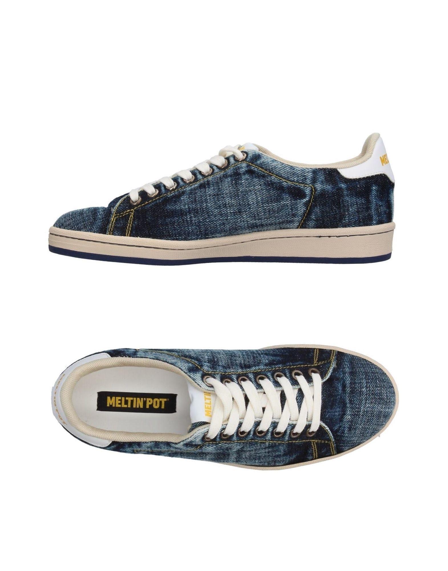 FOOTWEAR - Low-tops & sneakers Meltin Pot Ch8wkL