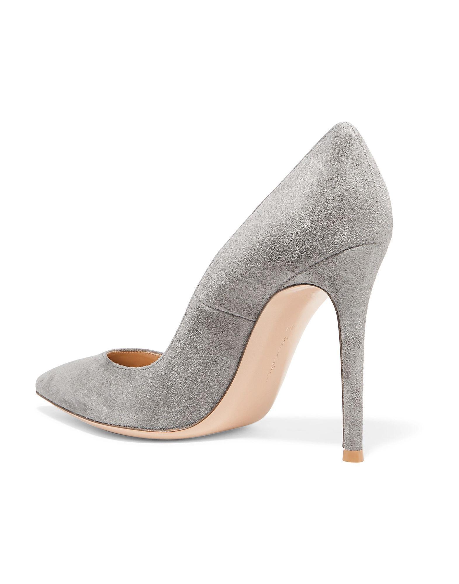 Zapatos de salón Gianvito Rossi de color Gris