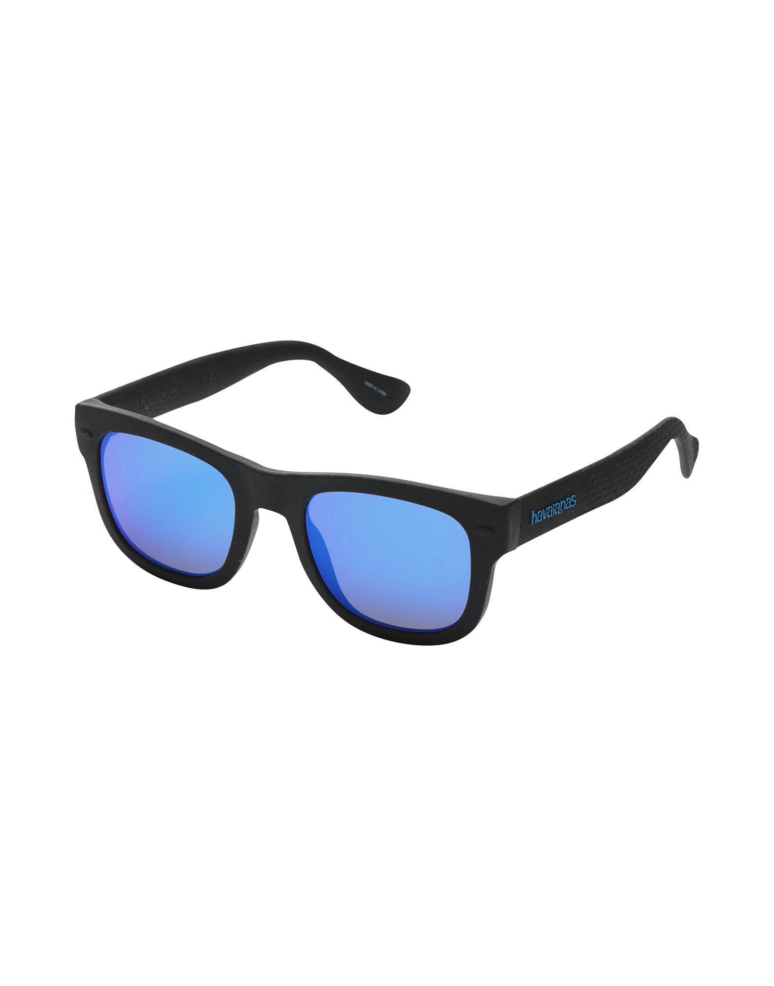 1e509adb70e3 Havaianas - Black Sunglasses - Lyst. View fullscreen