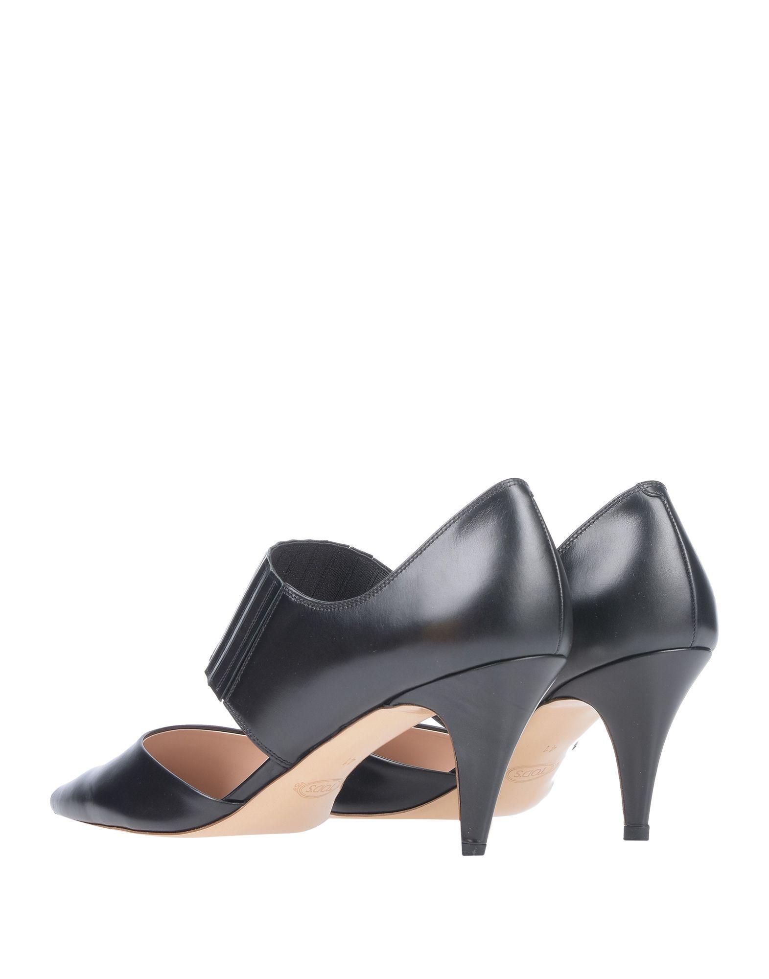 Zapatos de salón Tod's de color Negro