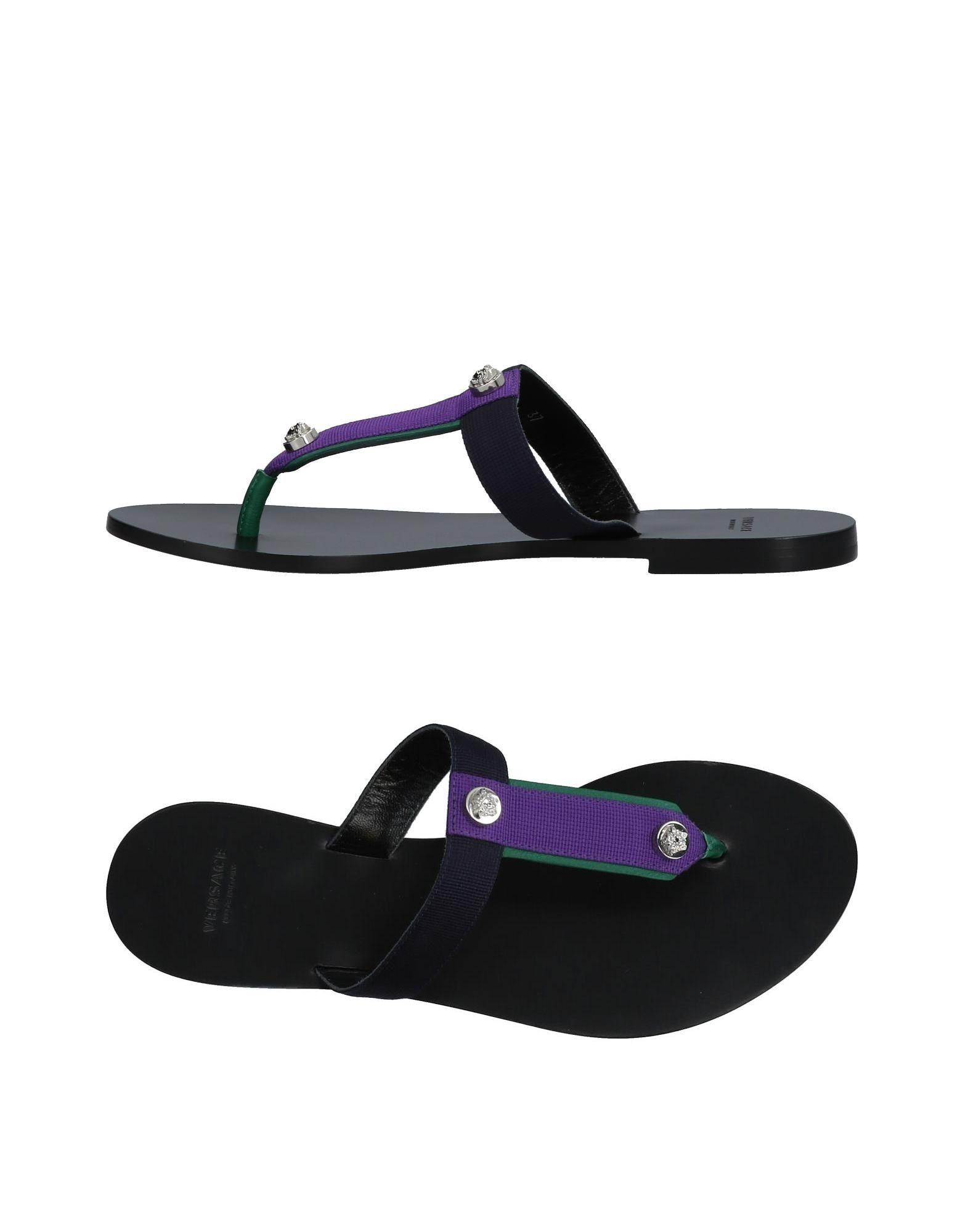 Versace Sandales Entredoigt QrTZAuO