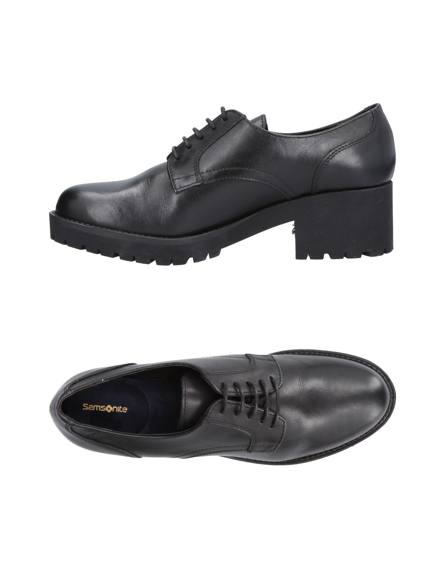 Samsonite Chaussures À Lacets ZfZAsF