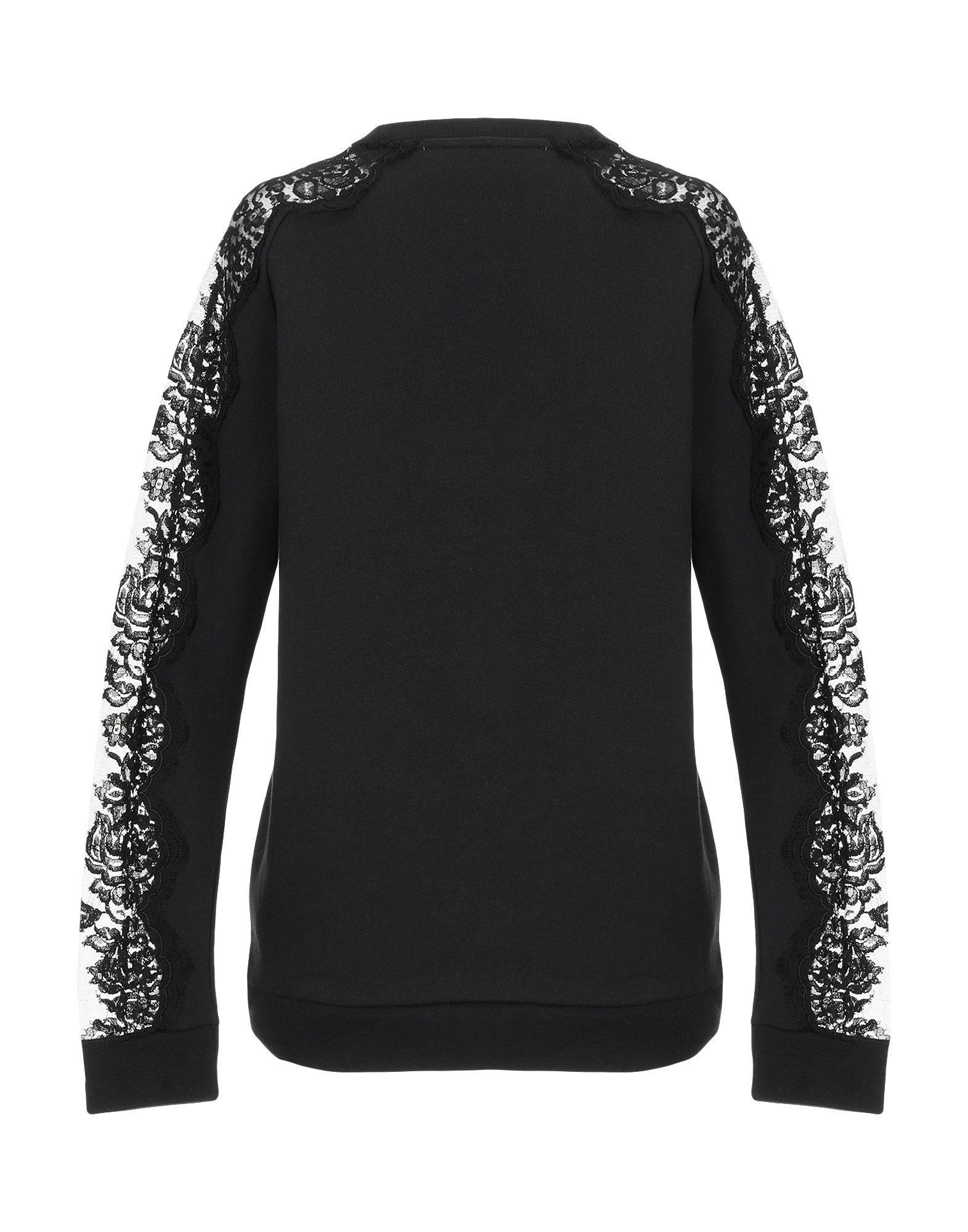 3fc5cfbf75 adidas By Stella McCartney Sweatshirt in Black - Save 37% - Lyst