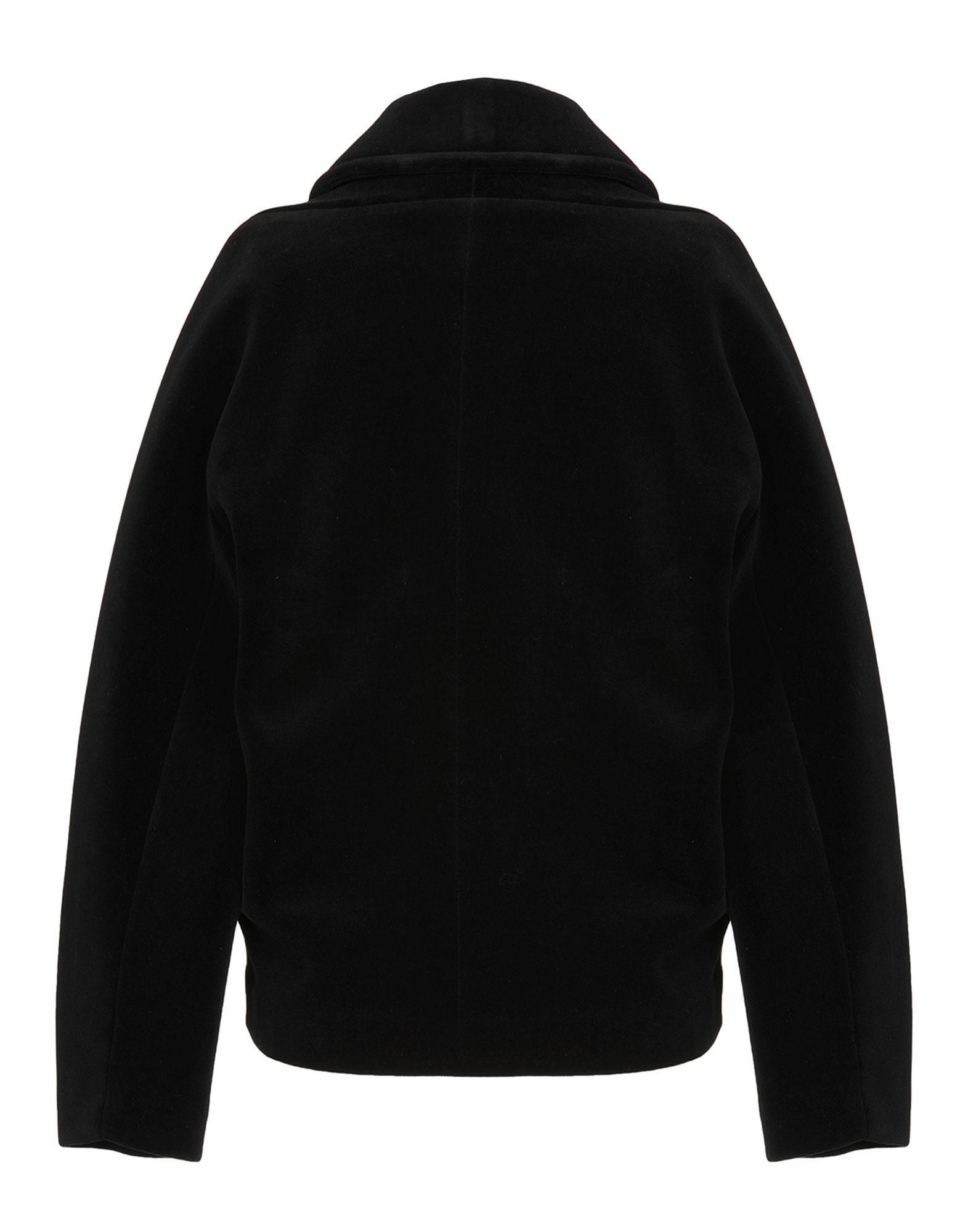 Manteau long Coton DSquared² en coloris Noir itZei