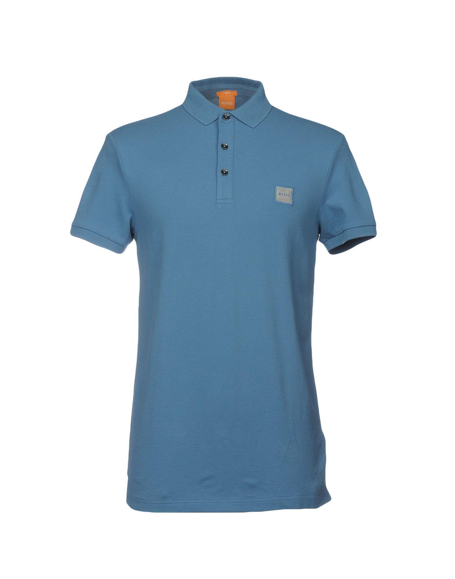 939a81d13 Blue Orange Polo Shirt - Cotswold Hire
