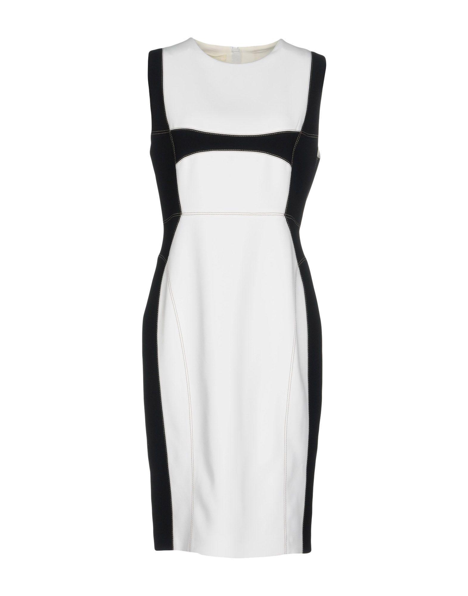 DRESSES - Knee-length dresses Aquilano Rimondi Footaction Cheap Price Excellent For Sale Cheap Sale Best Sale Geniue Stockist Cheap Price Affordable Cheap Online fESgWJU