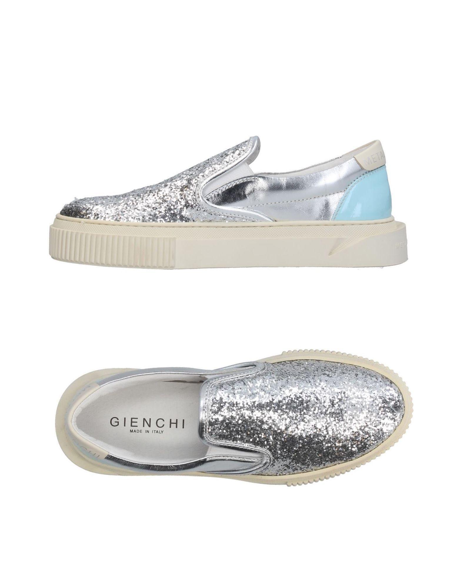 Chaussures - Bas-tops Et Baskets Gienchi cajRsgjG