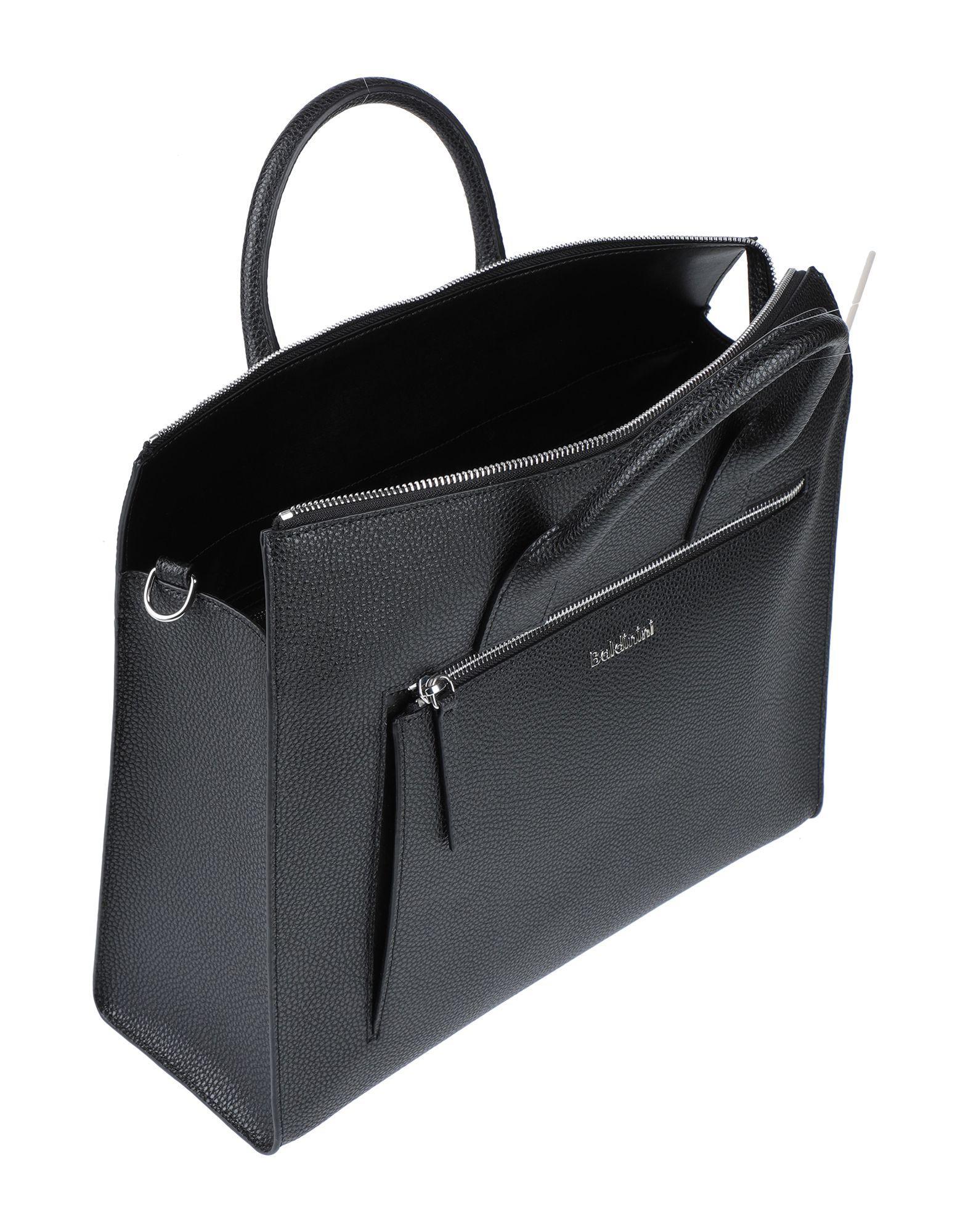 Baldinini Leder Handtaschen in Schwarz mWr3R