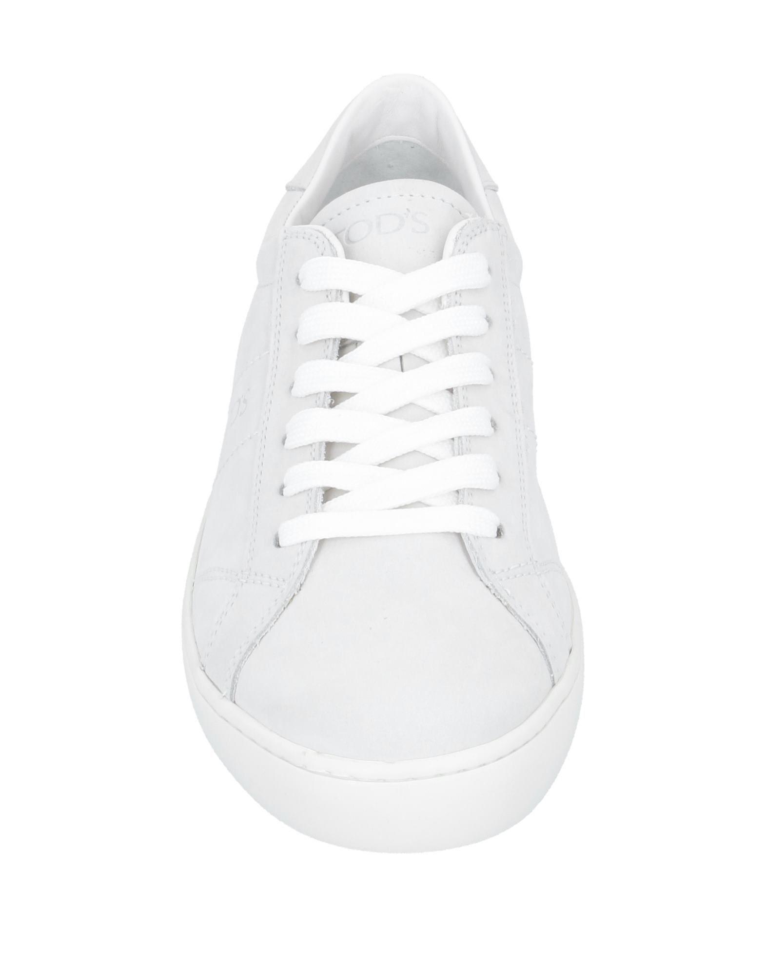 Sneakers & Deportivas Tod's de hombre de color Blanco