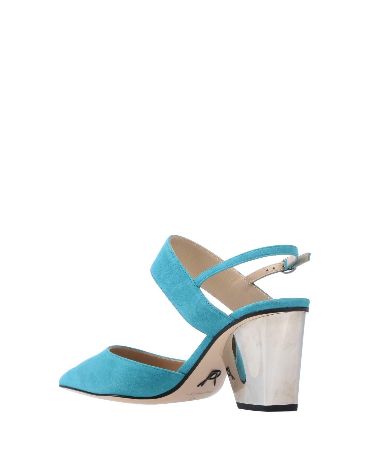 Zapatos de salón Paul Andrew de Ante de color Azul