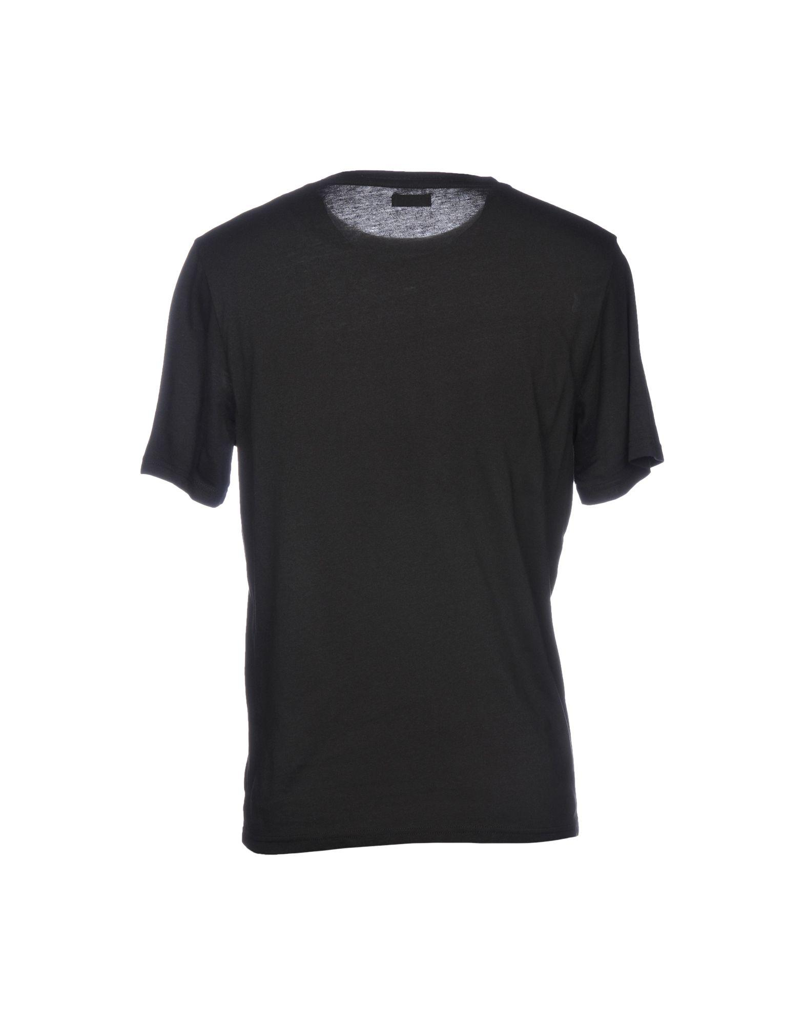 Lyst - Bomboogie T-shirt in Black for Men 57db7a756d