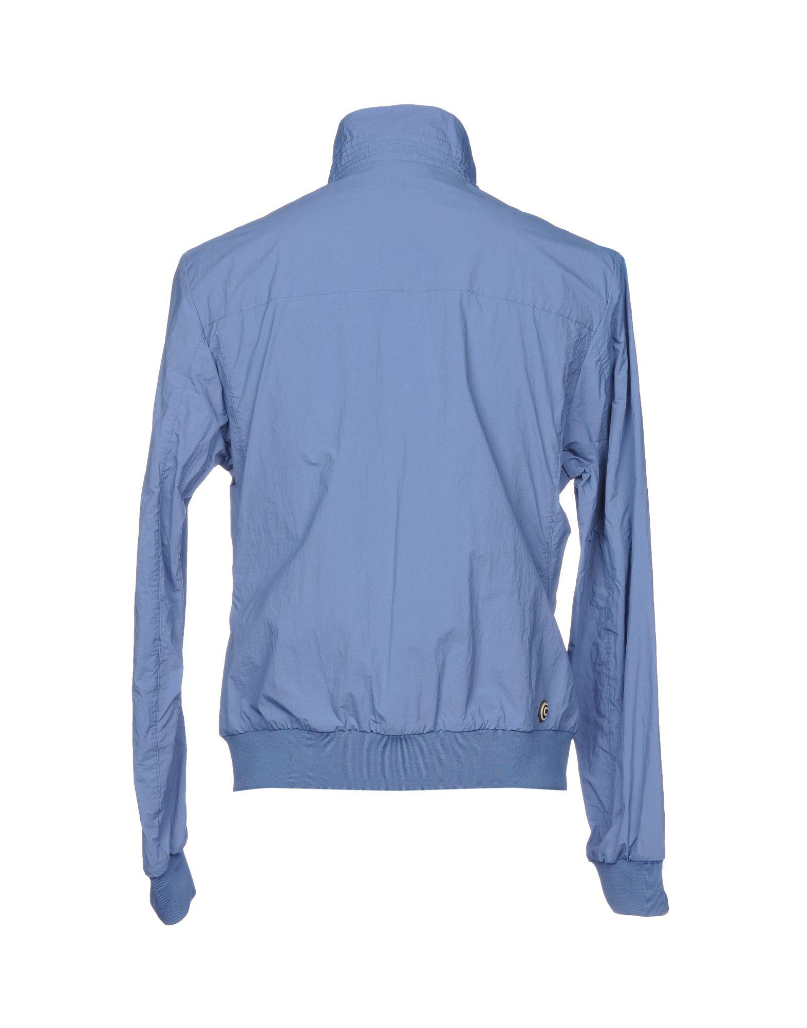 Colmar Synthetic Jacket in Pastel Blue (Blue) for Men