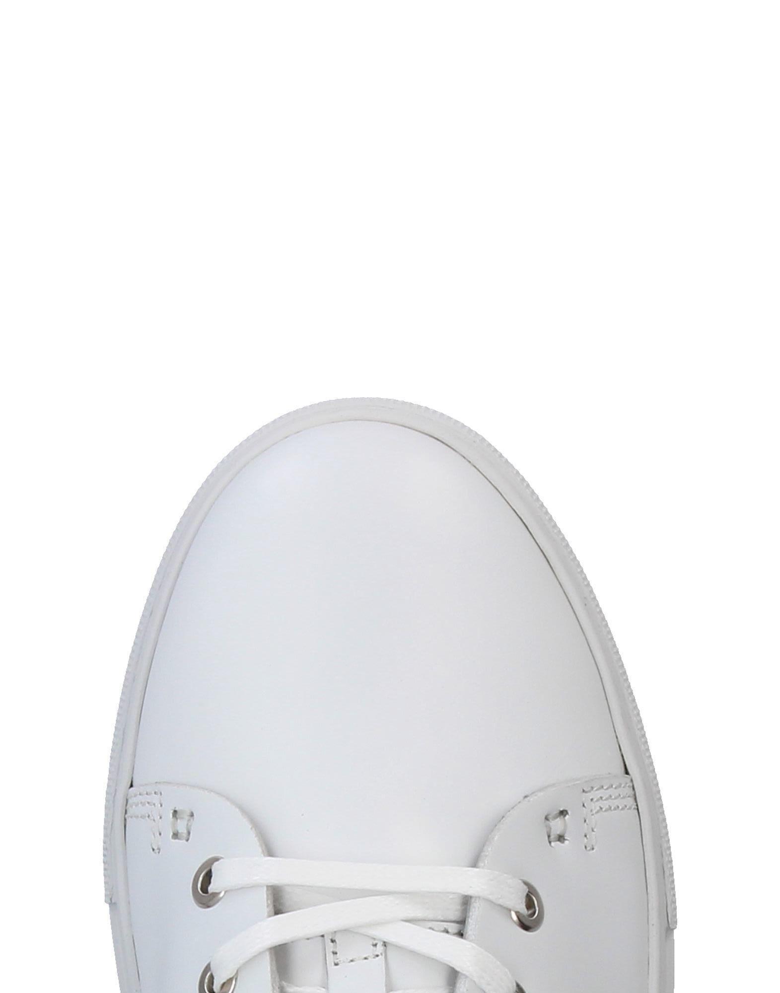 Sneakers & Deportivas McQ de Cuero de color Blanco para hombre