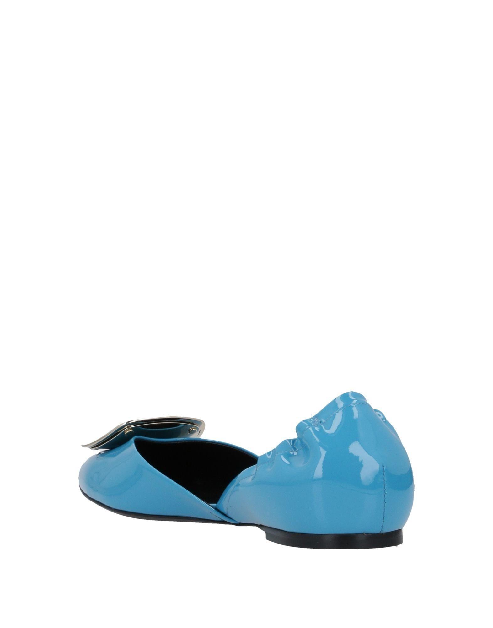 Bailarinas Roger Vivier de color Azul