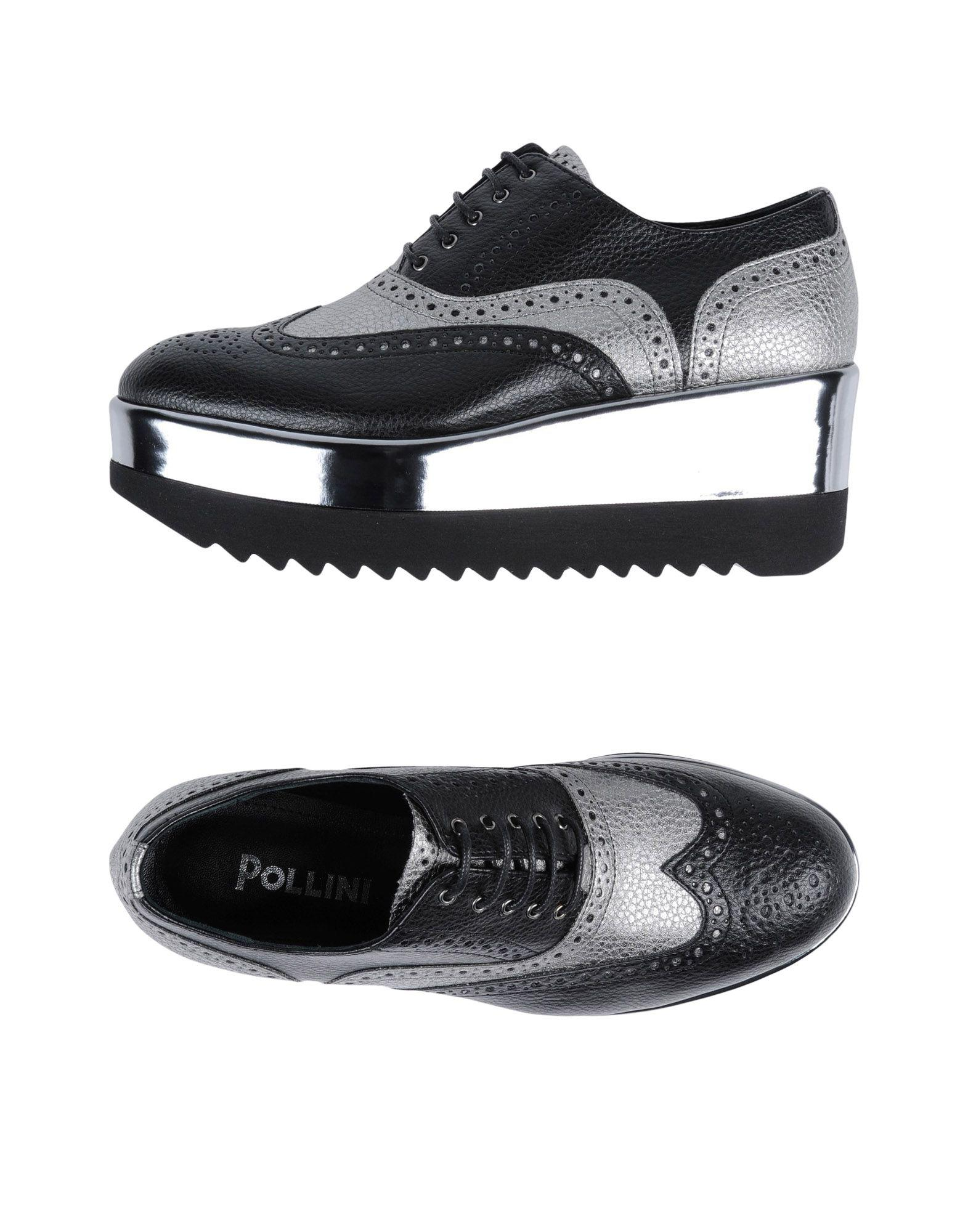 FOOTWEAR - Lace-up shoes Pollini DKsRiq1