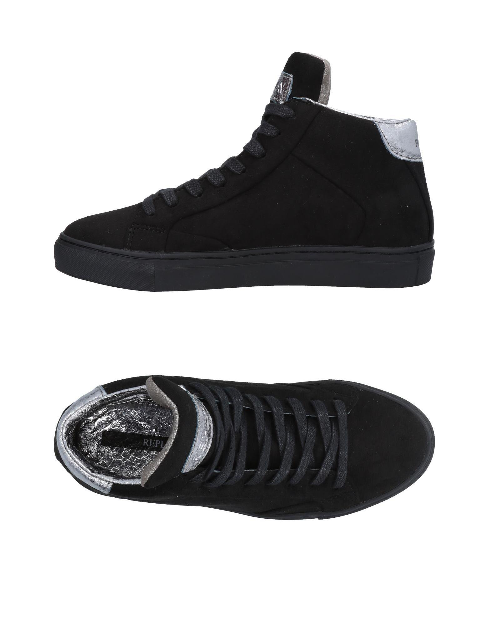 Replay Synthetic High-tops \u0026 Sneakers